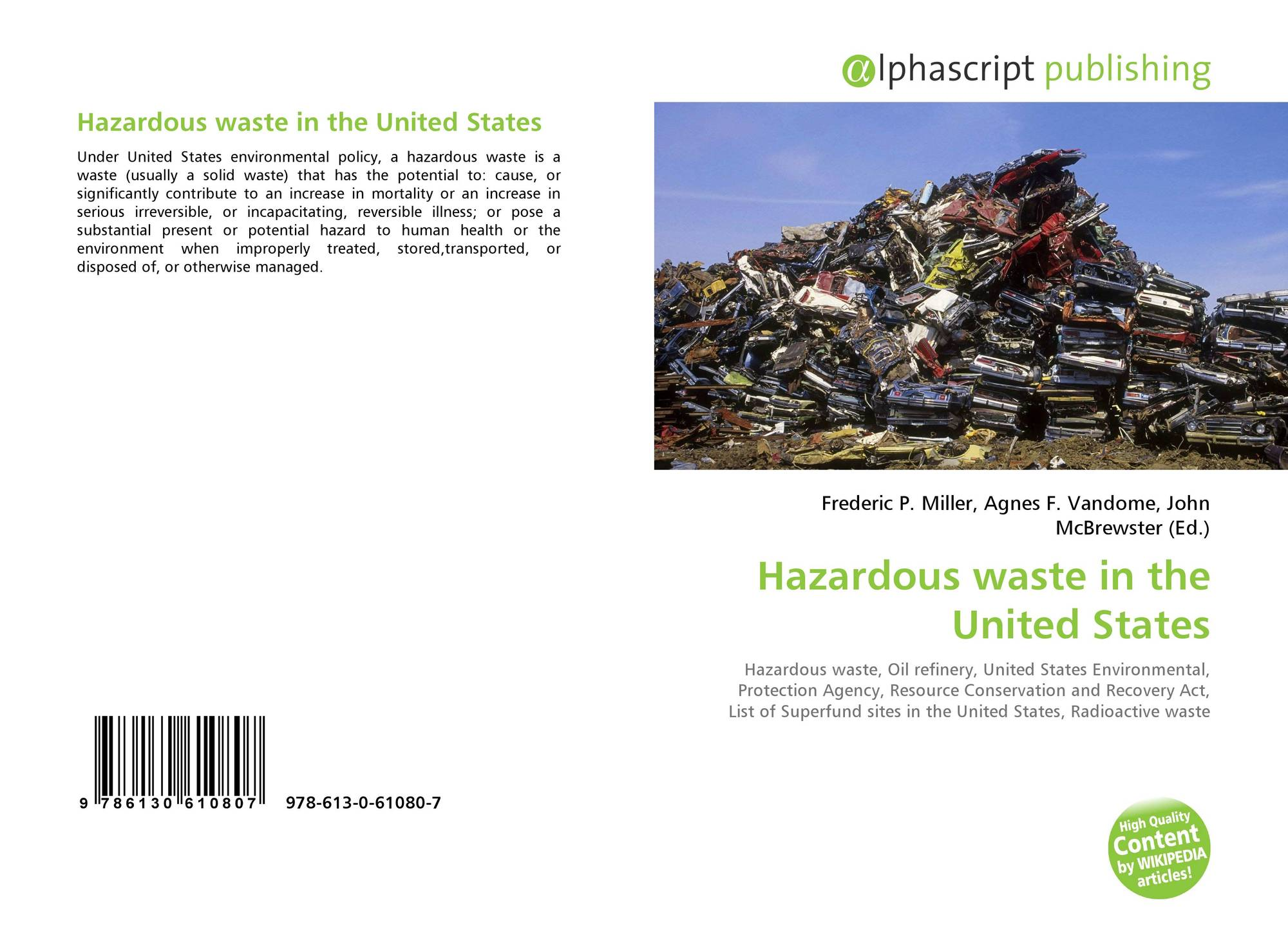 """hazardous substances and hazardous wast Enforcing hazardous wastes rules in india hazardous waste in india, and that those 4 """"scope of the 'harmful substances and hazardous wastes' sub."""