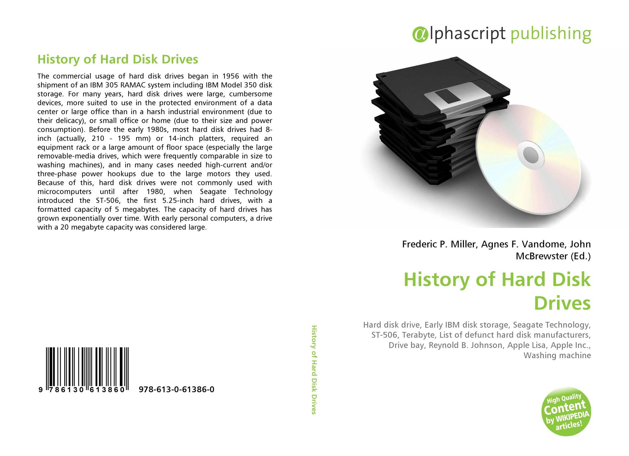 A History of Hard Drives