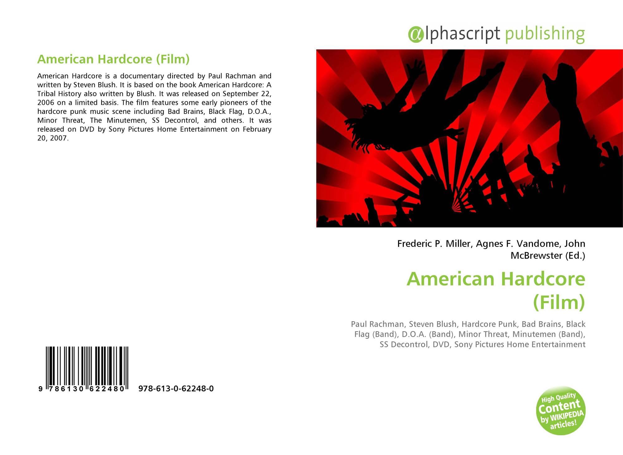 American Hardcore Film
