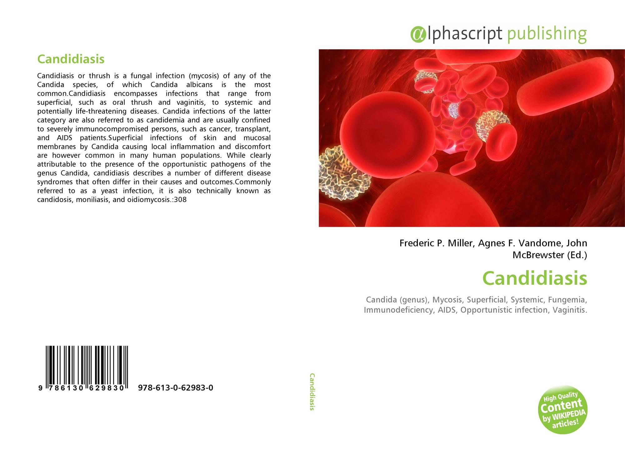 candidiasis wikipedia español