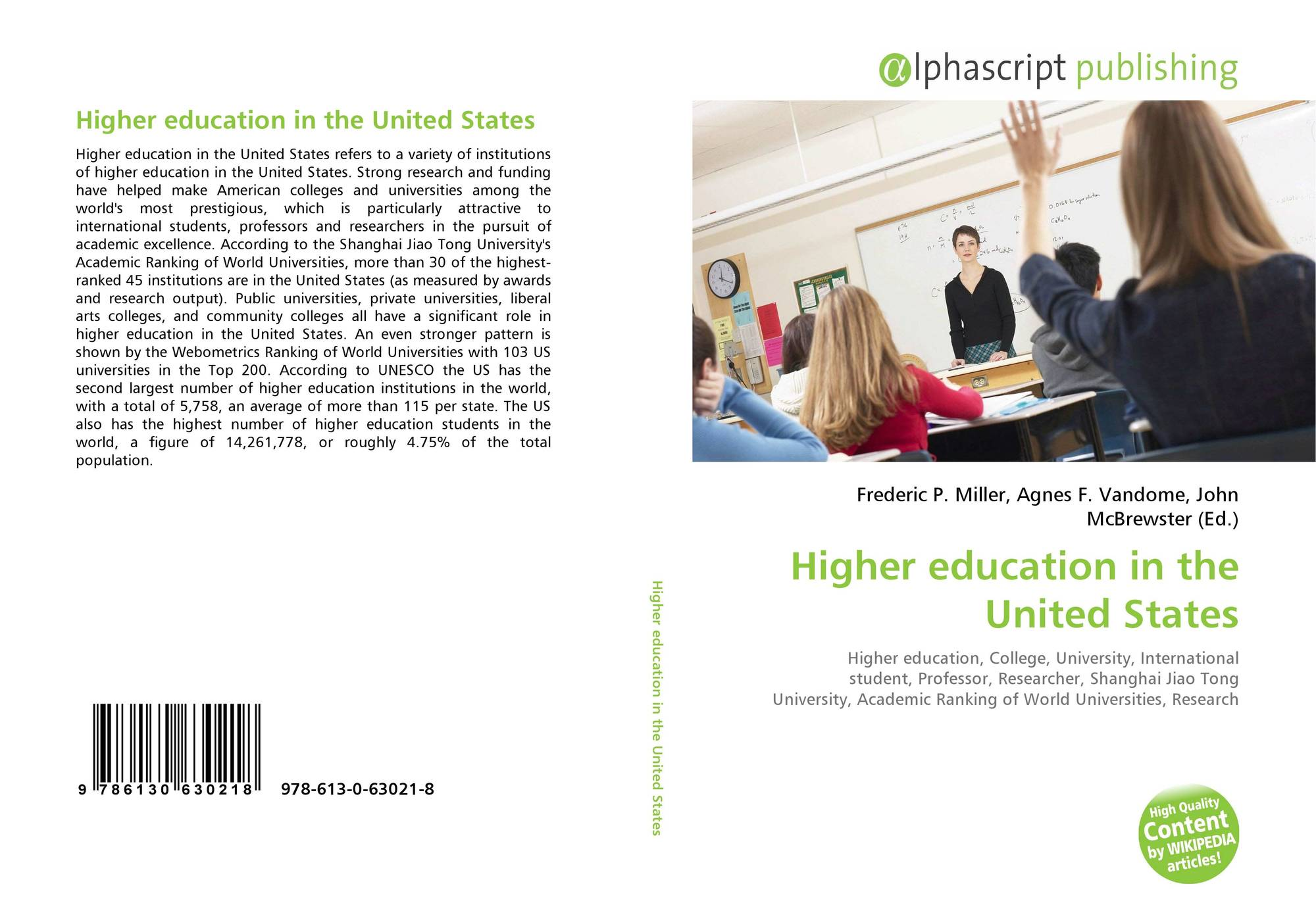 higher education institutions essay Free higher education papers, essays, and research papers.