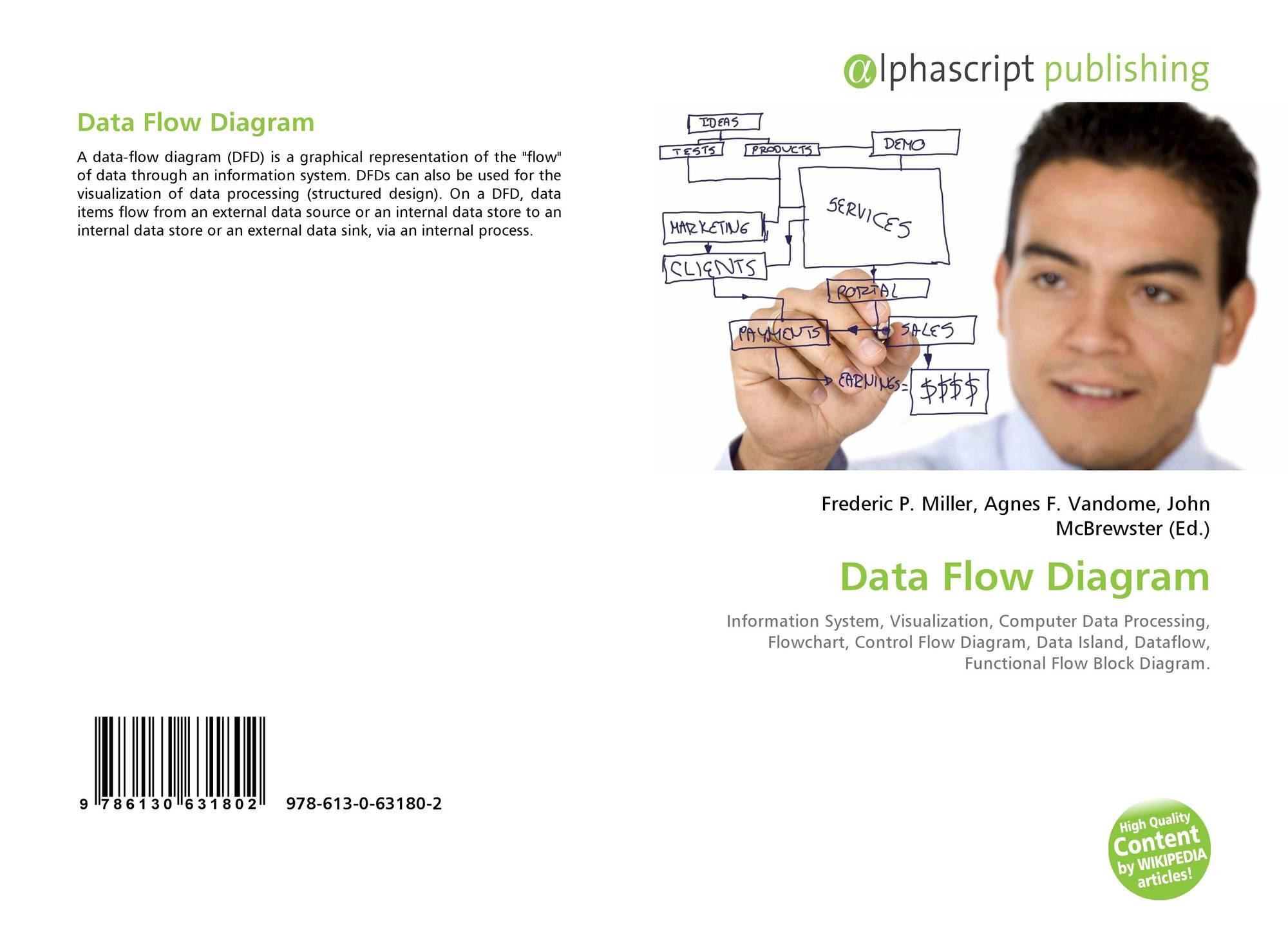 Data Flow Diagram 978 613 0 63180 2 6130631804 9786130631802