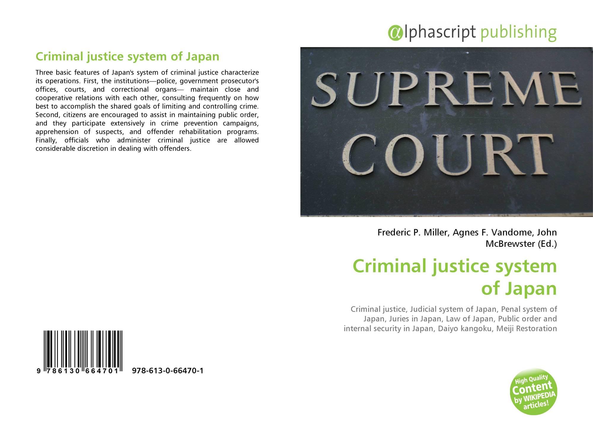 criminal justice final