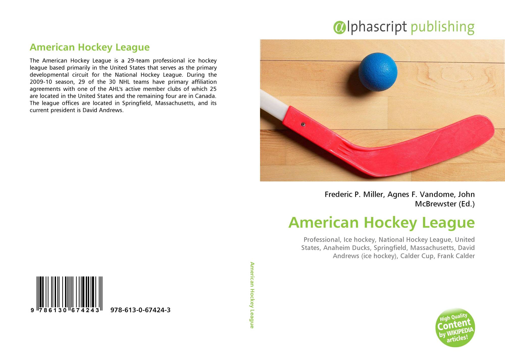 Search Results For American Hockey League