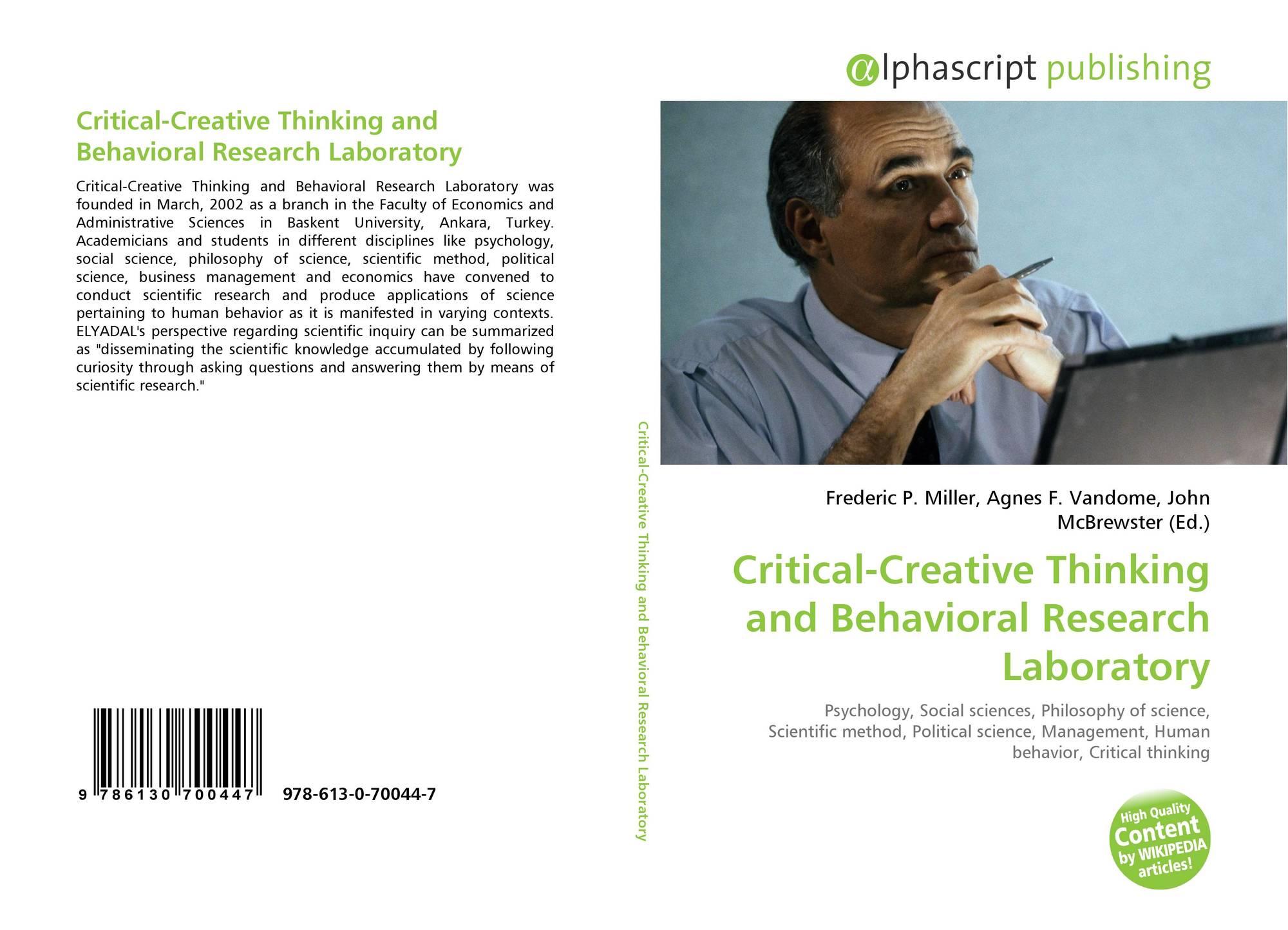 Original and creative thinking essay