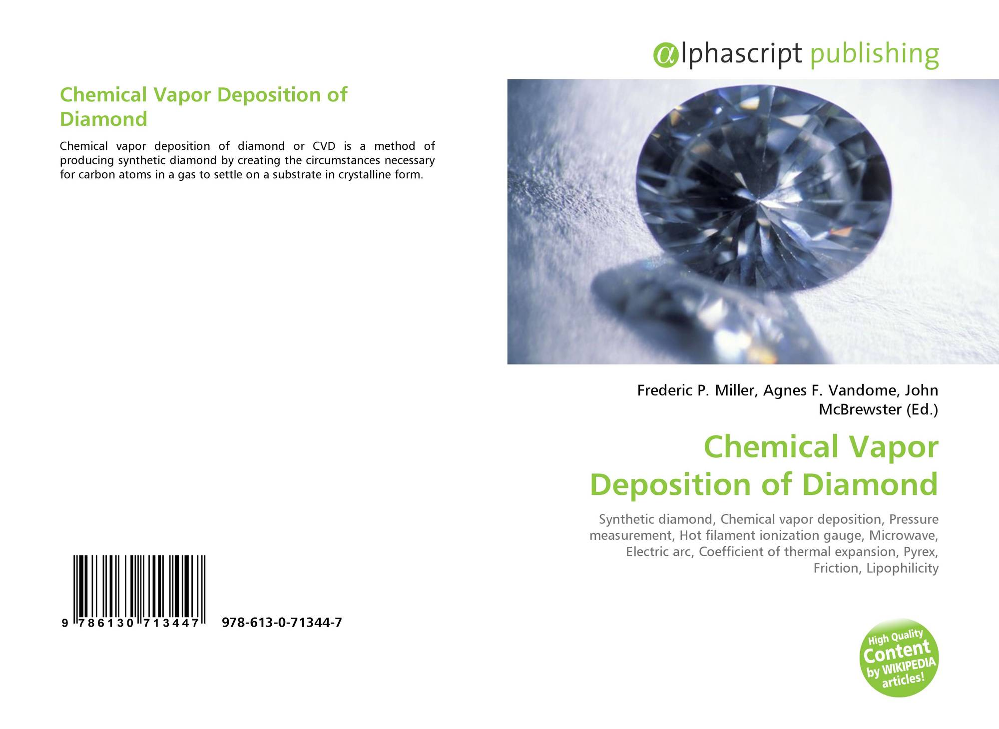 Search Results For Chemical Vapor Deposition Cvd Bookcover Of Diamond Omni Badge 9307e2201e5f762643a64561af3456be64a87707602f96b92ef18a9bbcada116