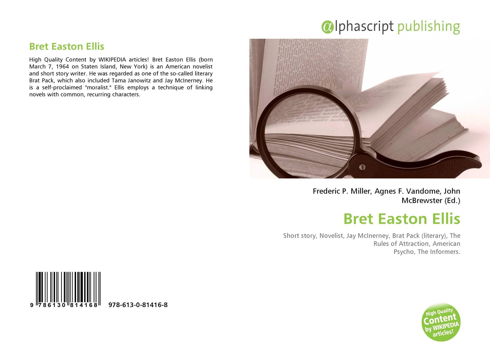 Search Results For Bret Easton Ellis Wiring Diagram Bookcover Of