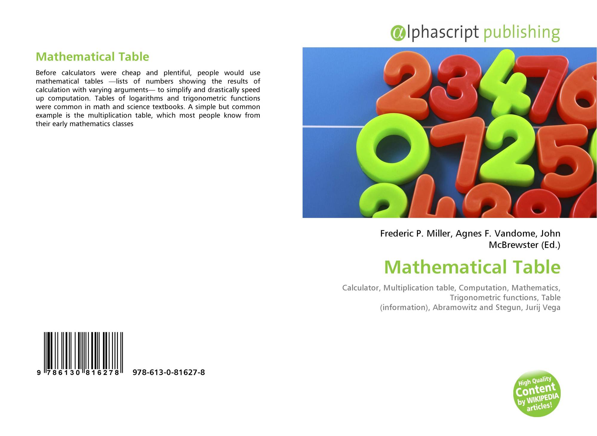 Search results for table of mathematical symbols bookcover of mathematical table biocorpaavc Images