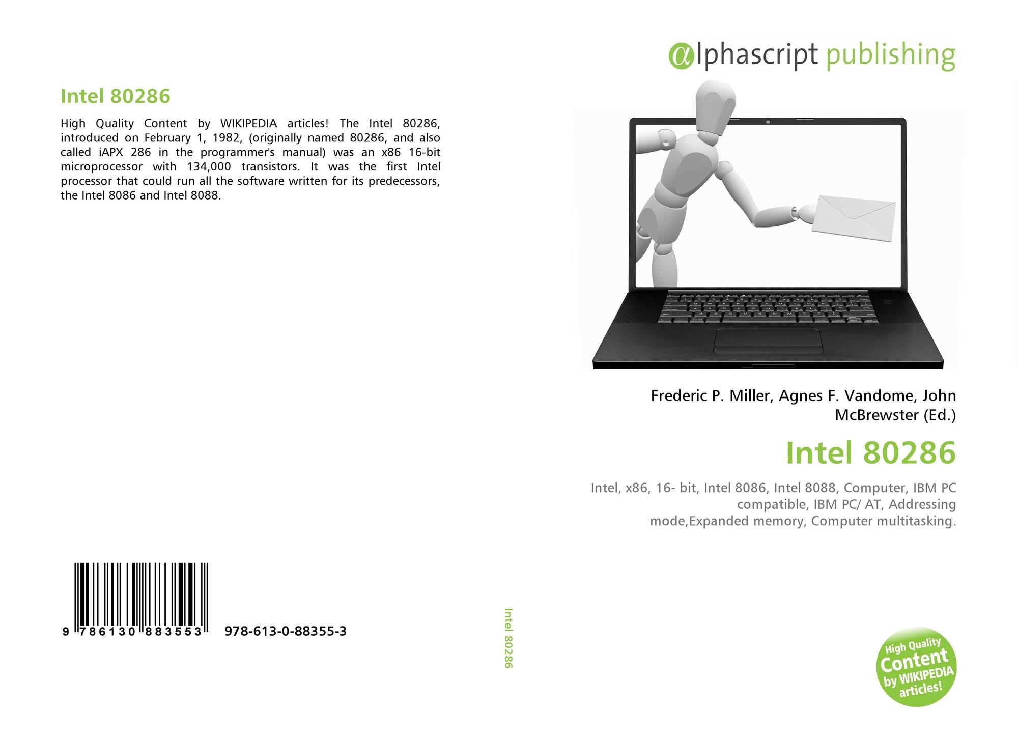 Intel 80286 978 613 0 88355 3 6130883552 9786130883553 Hp 200lx Serial Port Diagram