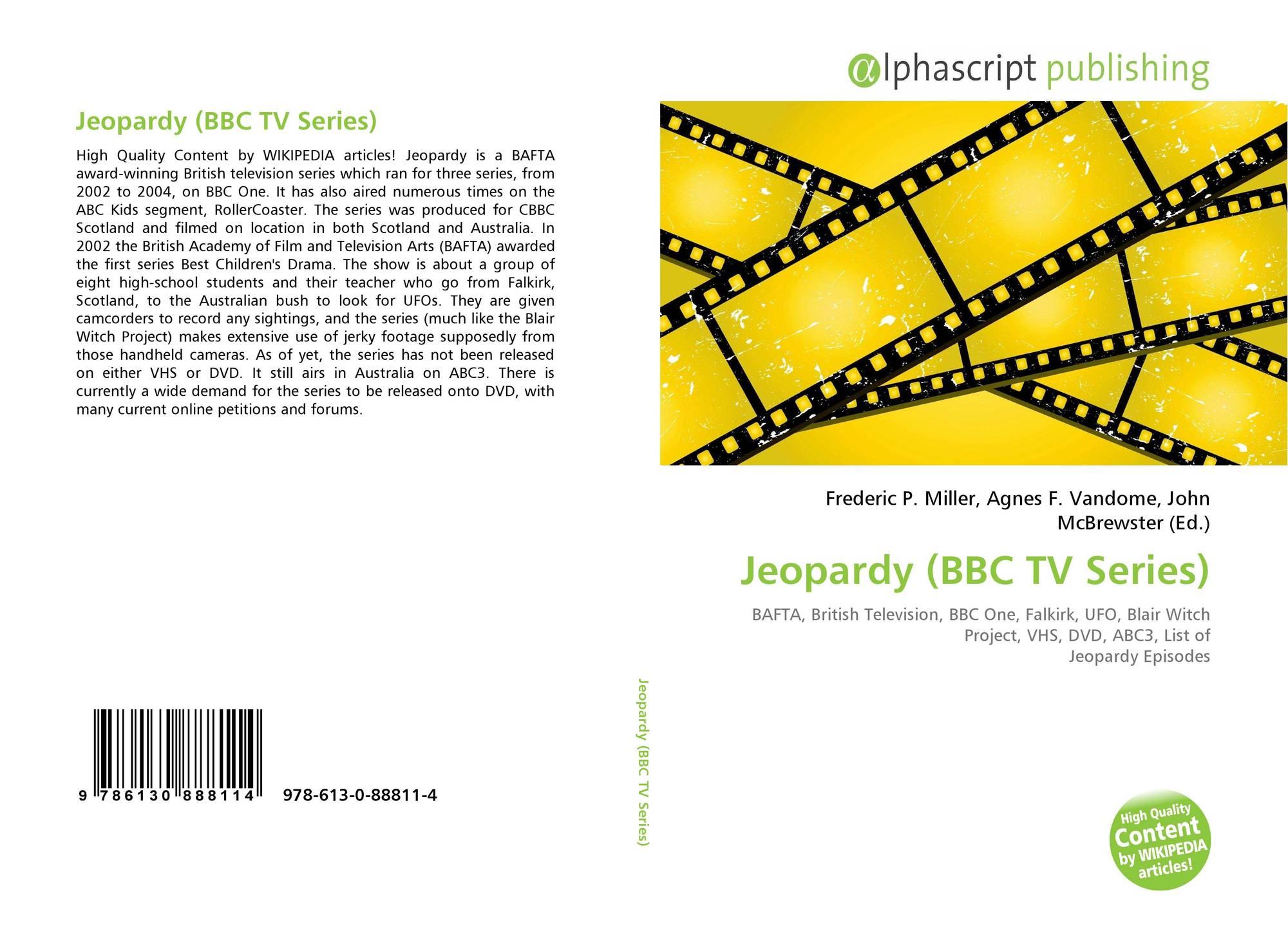 Jeopardy (BBC TV Series), 978-613-0-88811-4, 6130888112