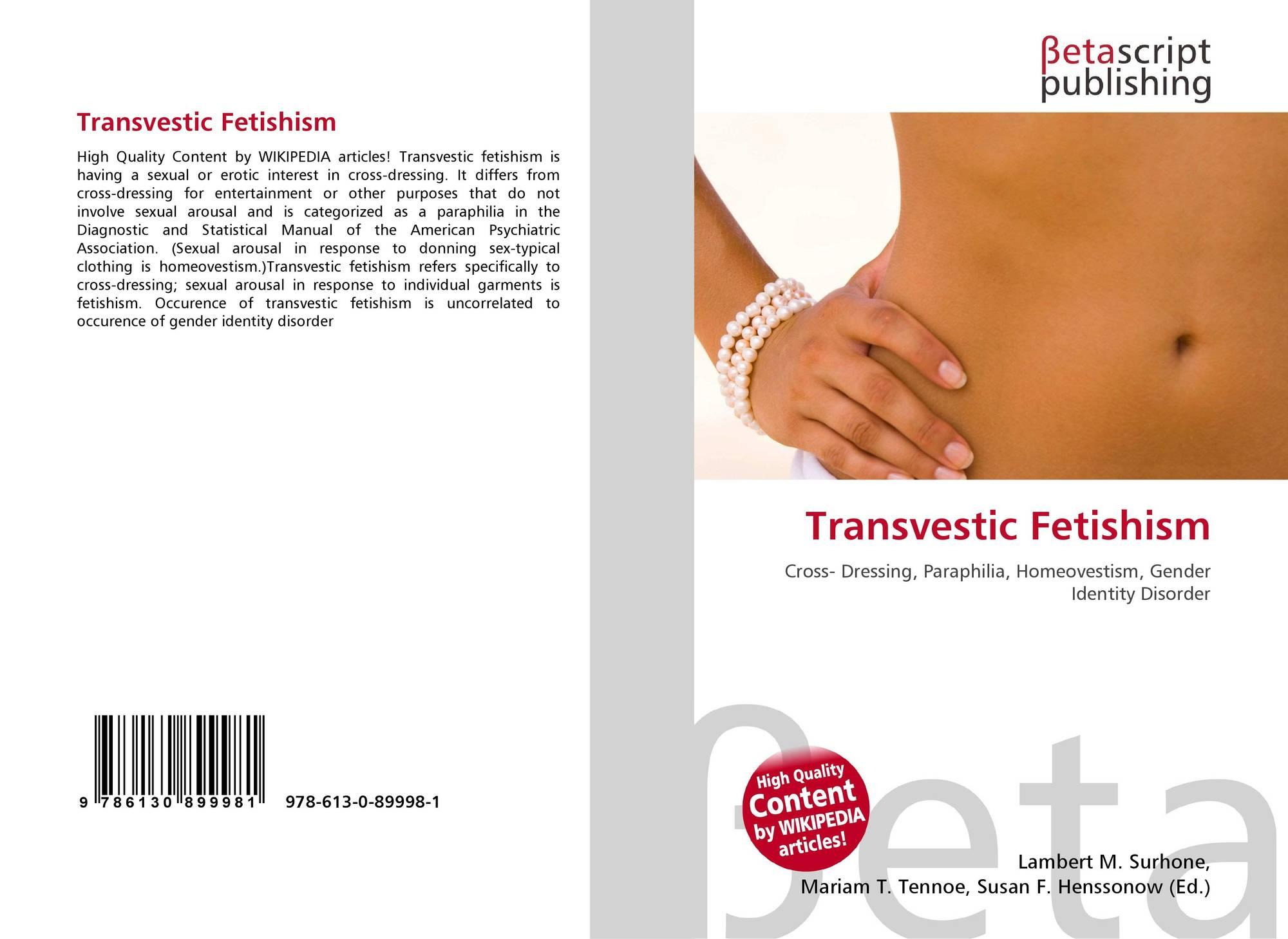 fetishism a paraphilia essay