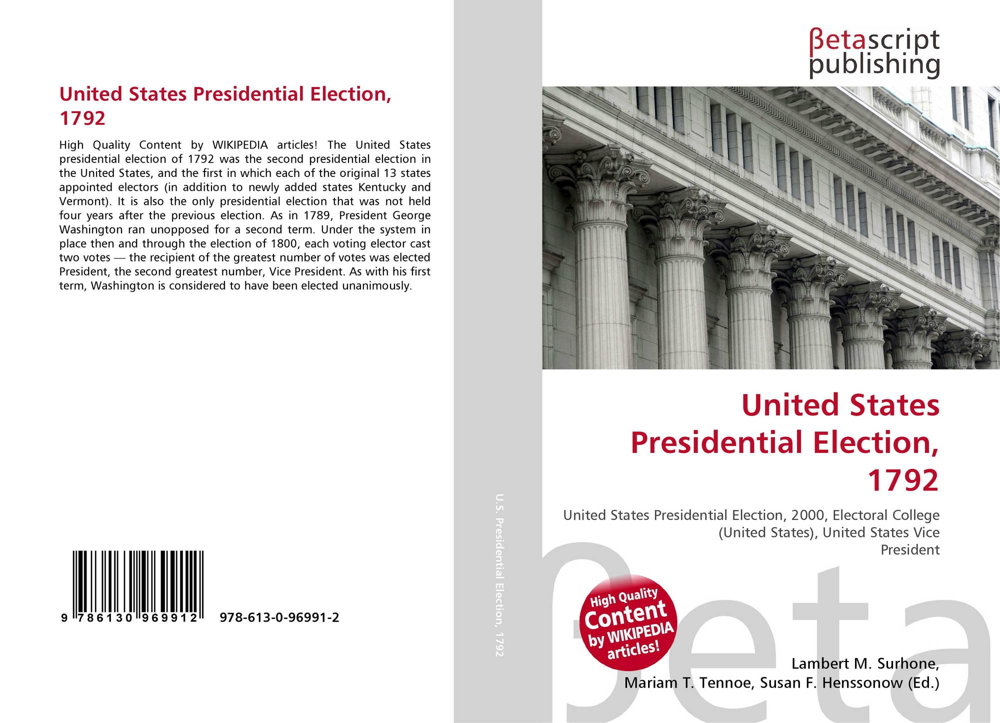 a history of the election of 2000 in the united states The 2000 election was the fourth in american history when the winner of the popular vote was american history and world history can be found at historycental.