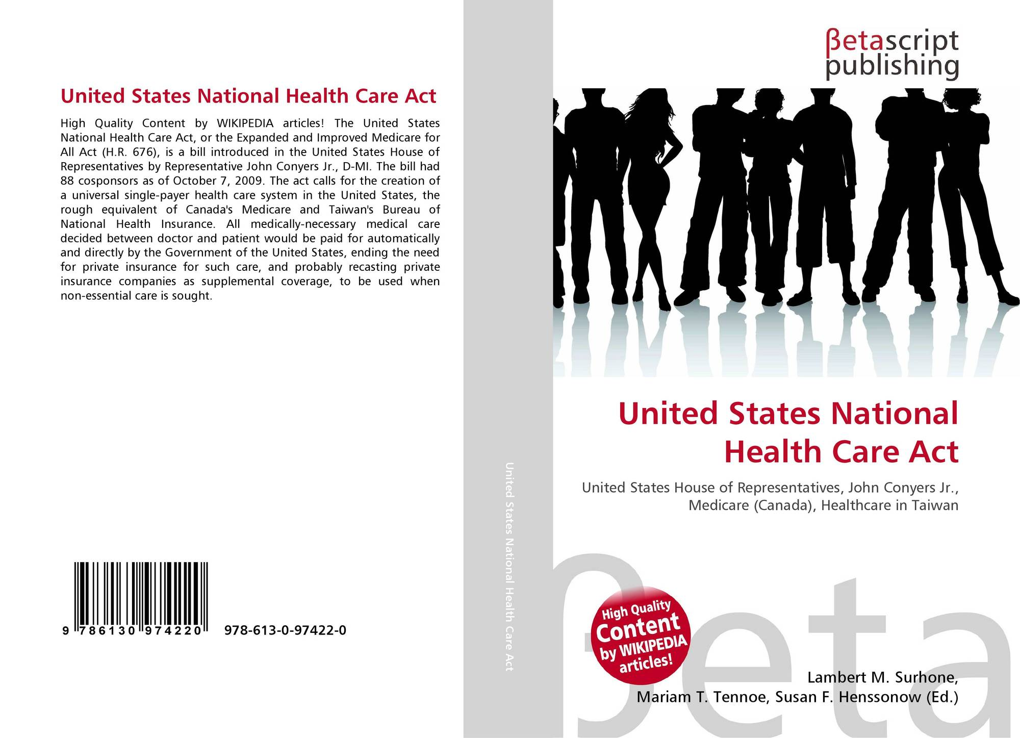 Should the united states have a national health care system?