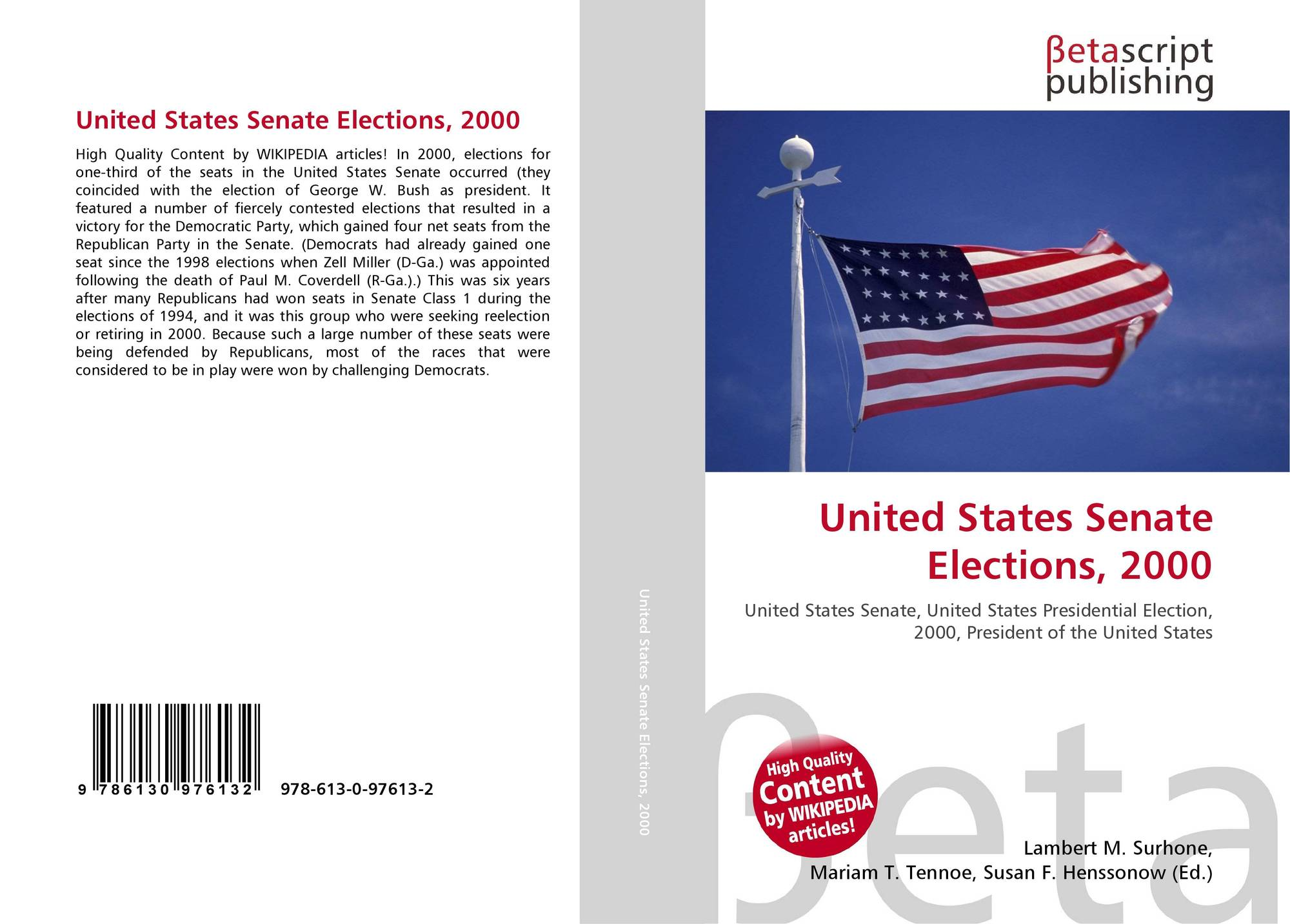 an introduction to the history of presidental election in 2000 in the united states Here is a list of the top ten presidential elections in american history significant presidential elections in about the 2000 presidential election.