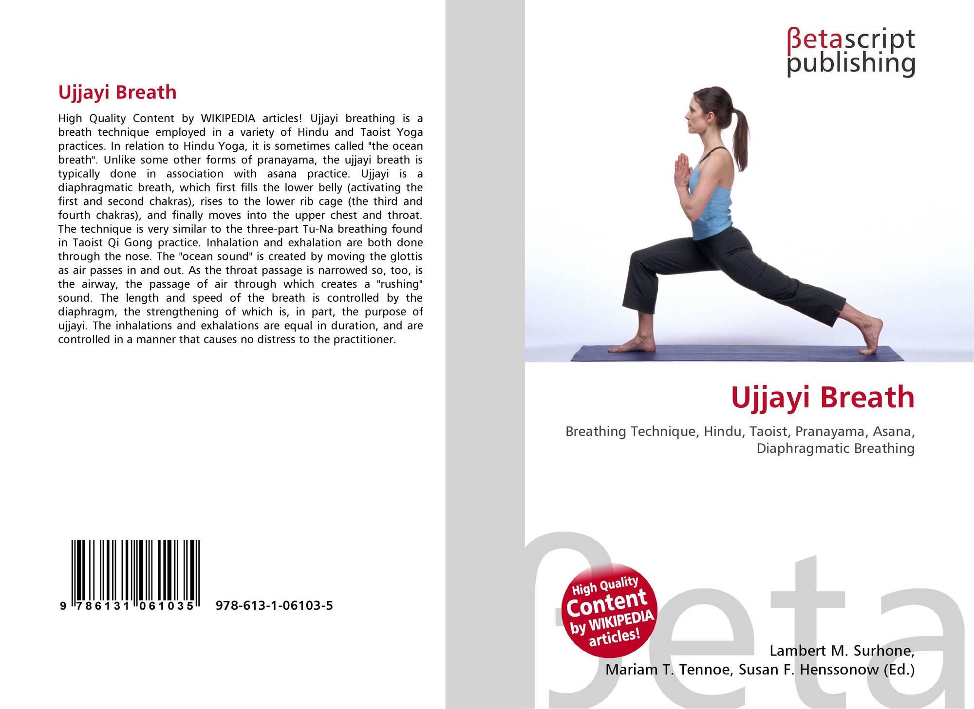 Ujjayi Breath, 978-613-1-06103-5, 6131061033 ,9786131061035