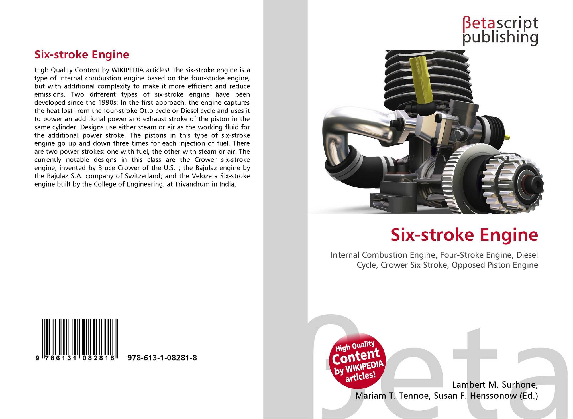six stroke engine
