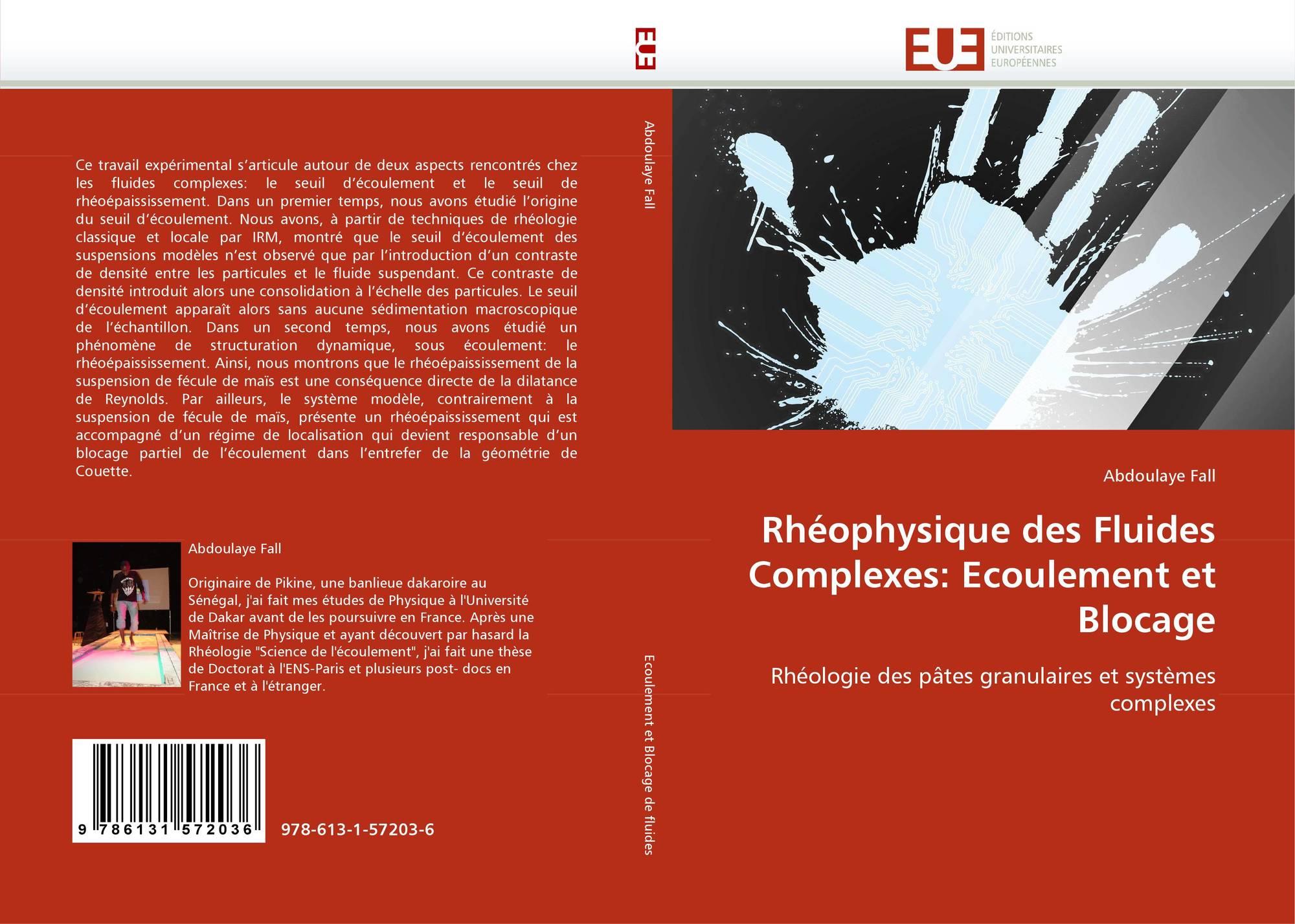 FLUIDES COMPLEXES PDF