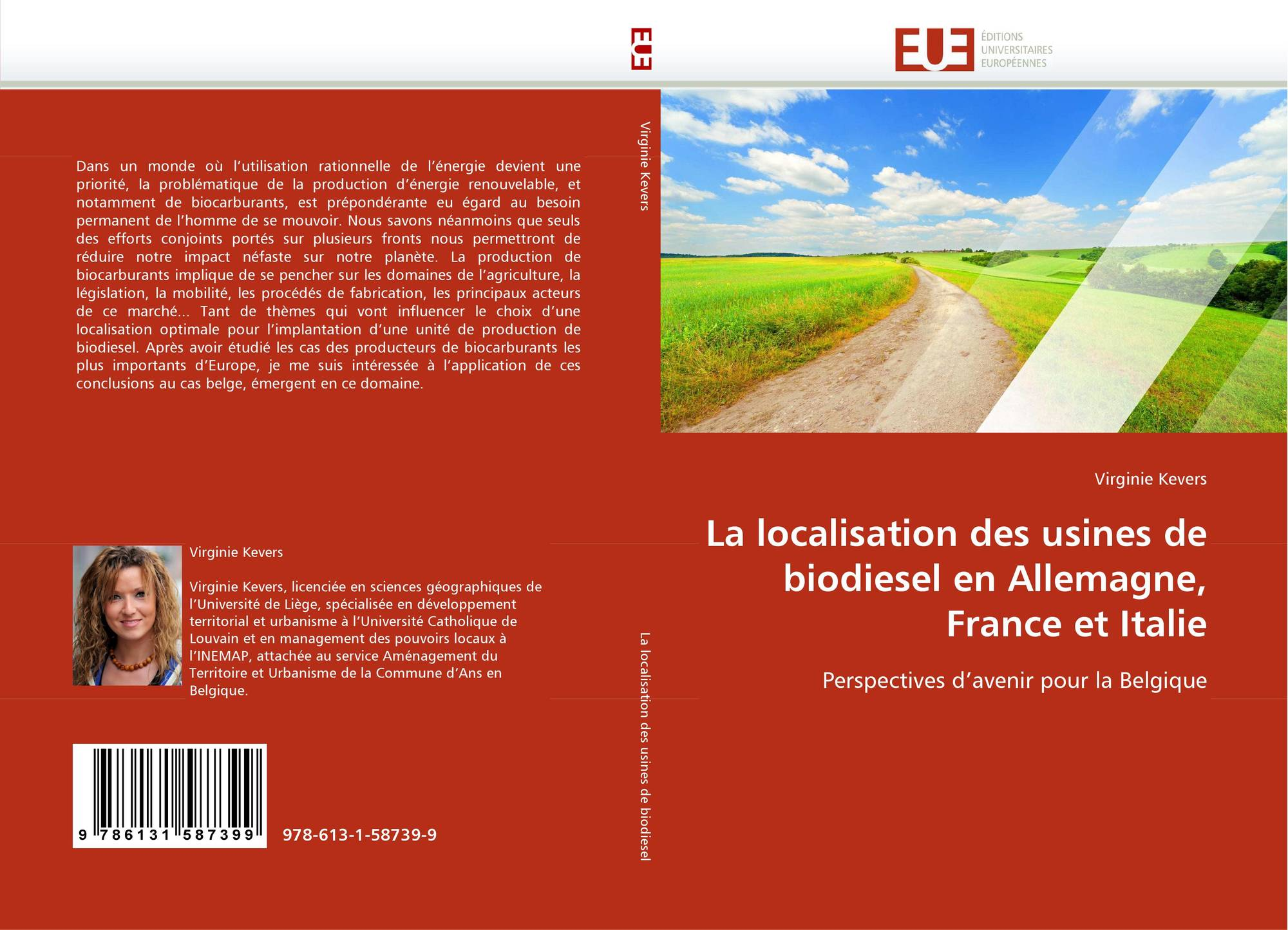 la localisation des usines de biodiesel en allemagne france et italie 978 613 1 58739 9. Black Bedroom Furniture Sets. Home Design Ideas