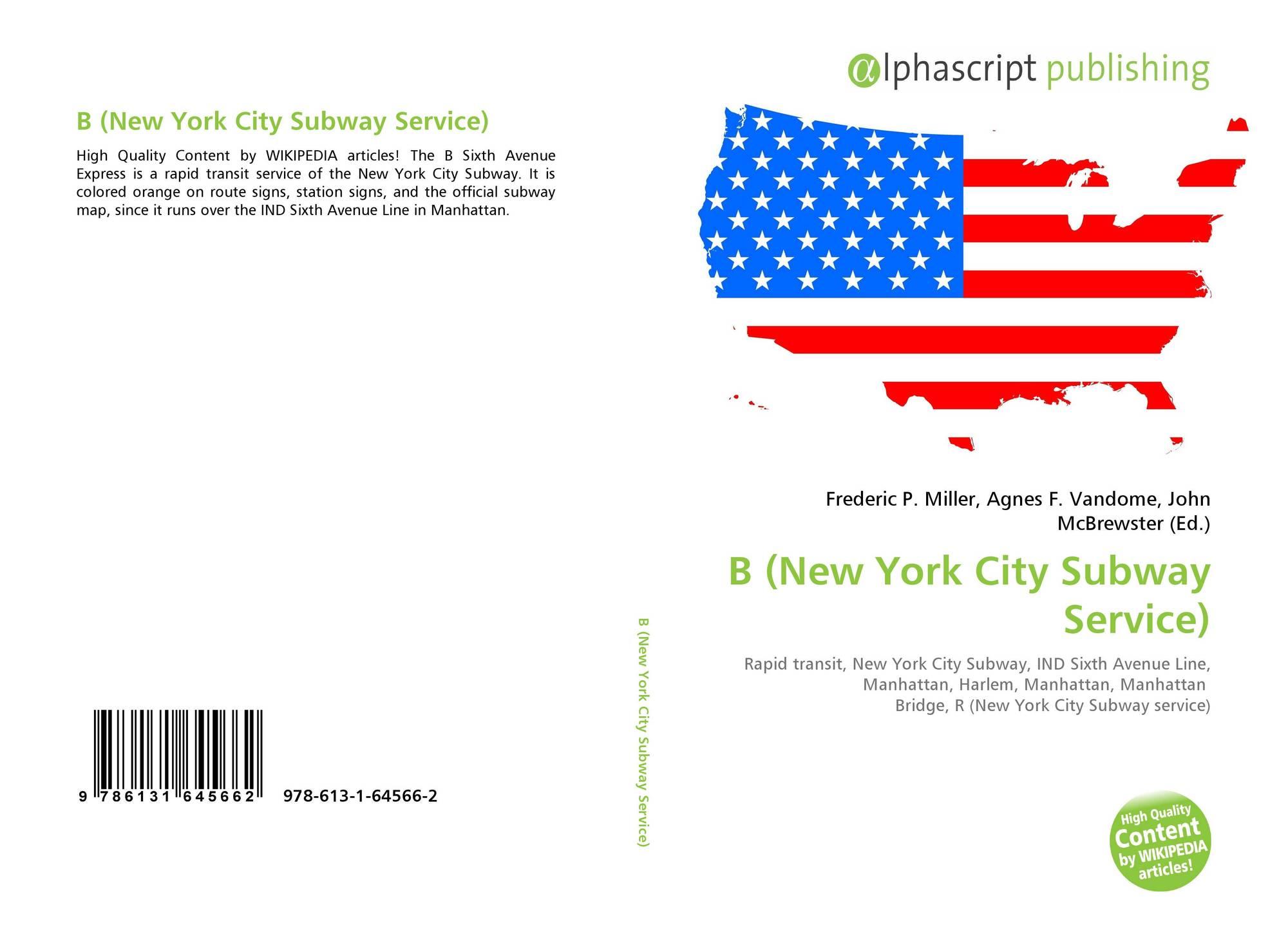 Chatham Square Subway Map.B New York City Subway Service 978 613 1 64566 2 6131645663