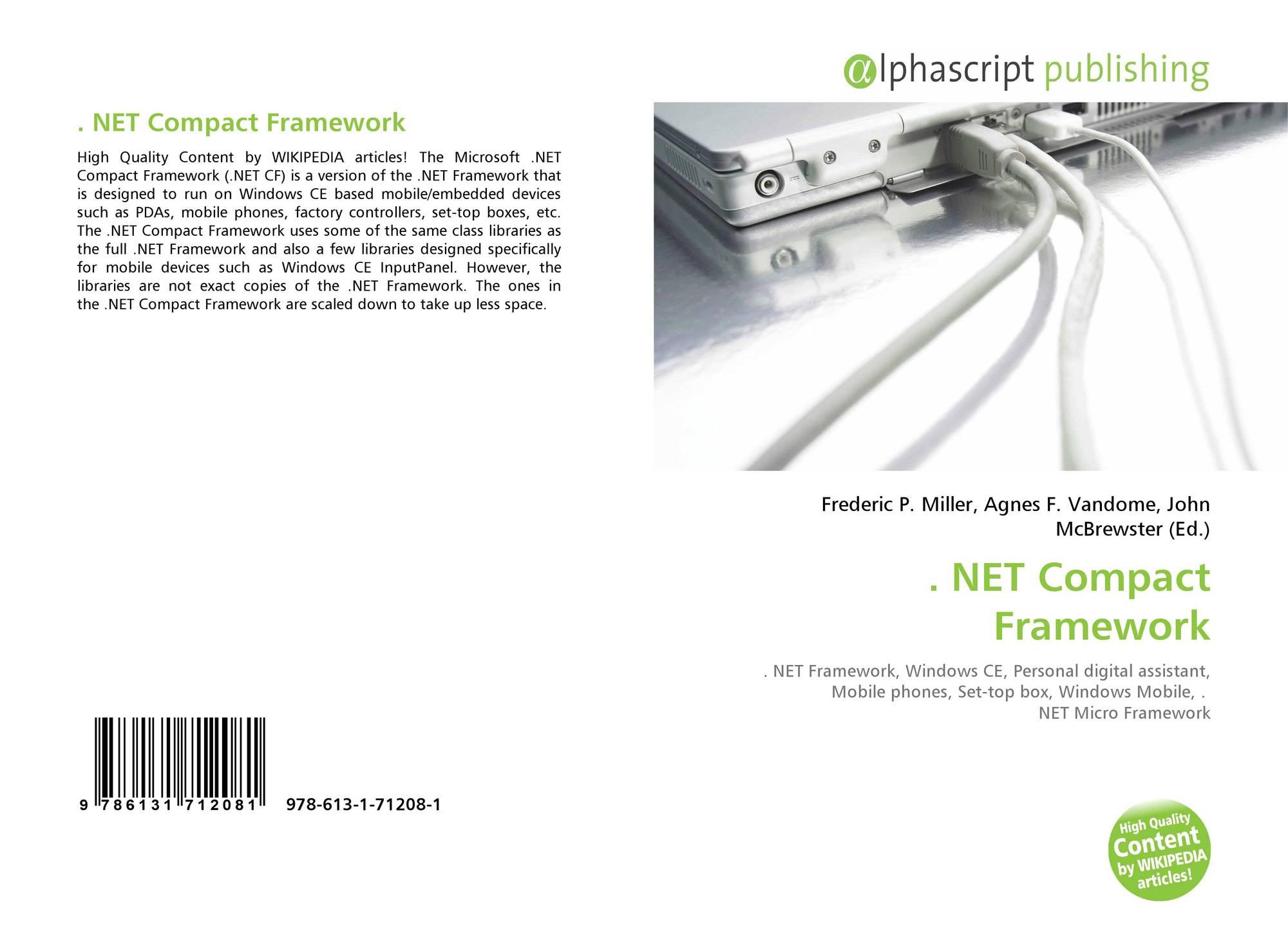 NET Compact Framework, 978-613-1-71208-1, 6131712085