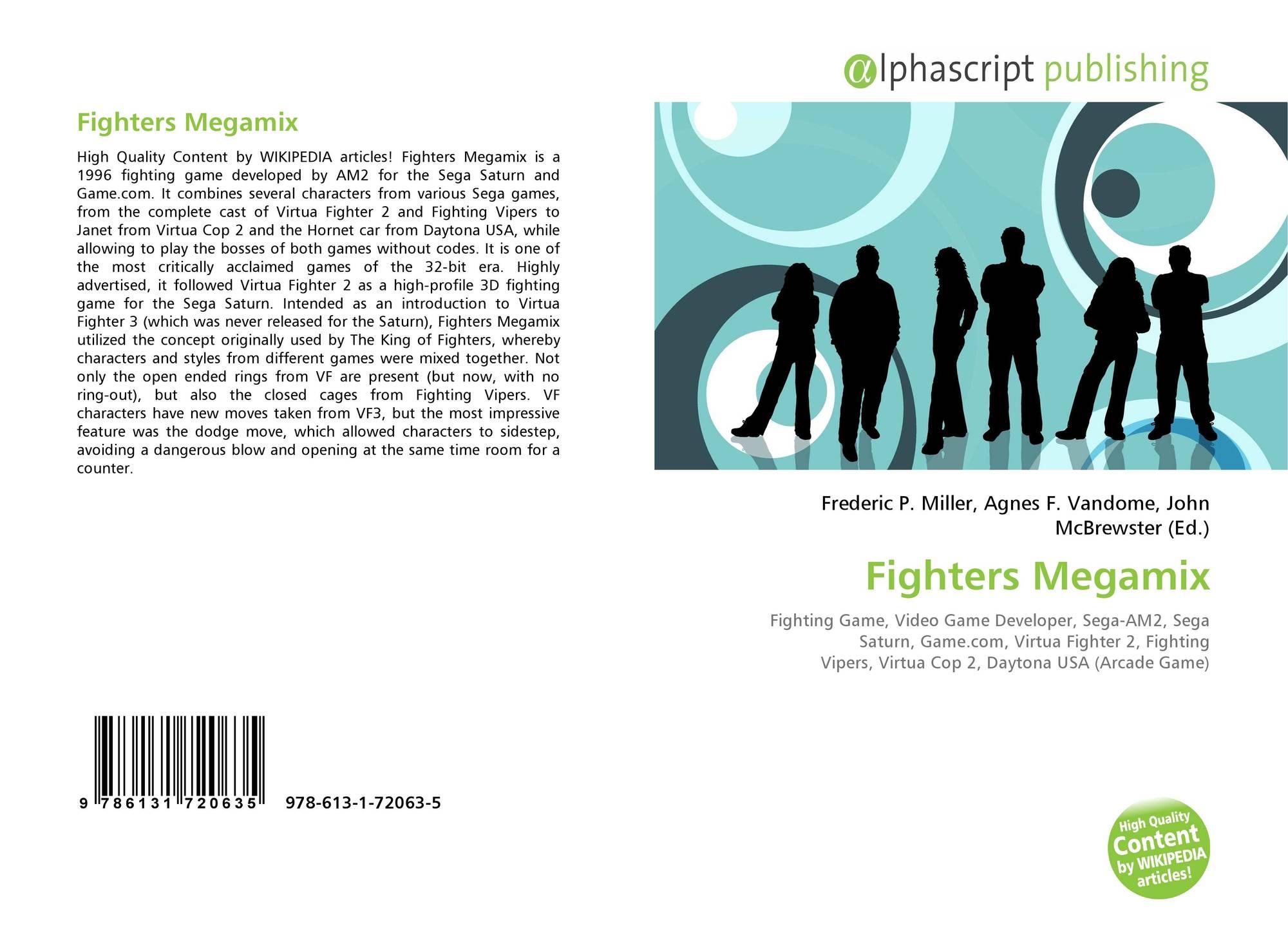 Fighters Megamix, 978-613-1-72063-5, 6131720630 ,9786131720635