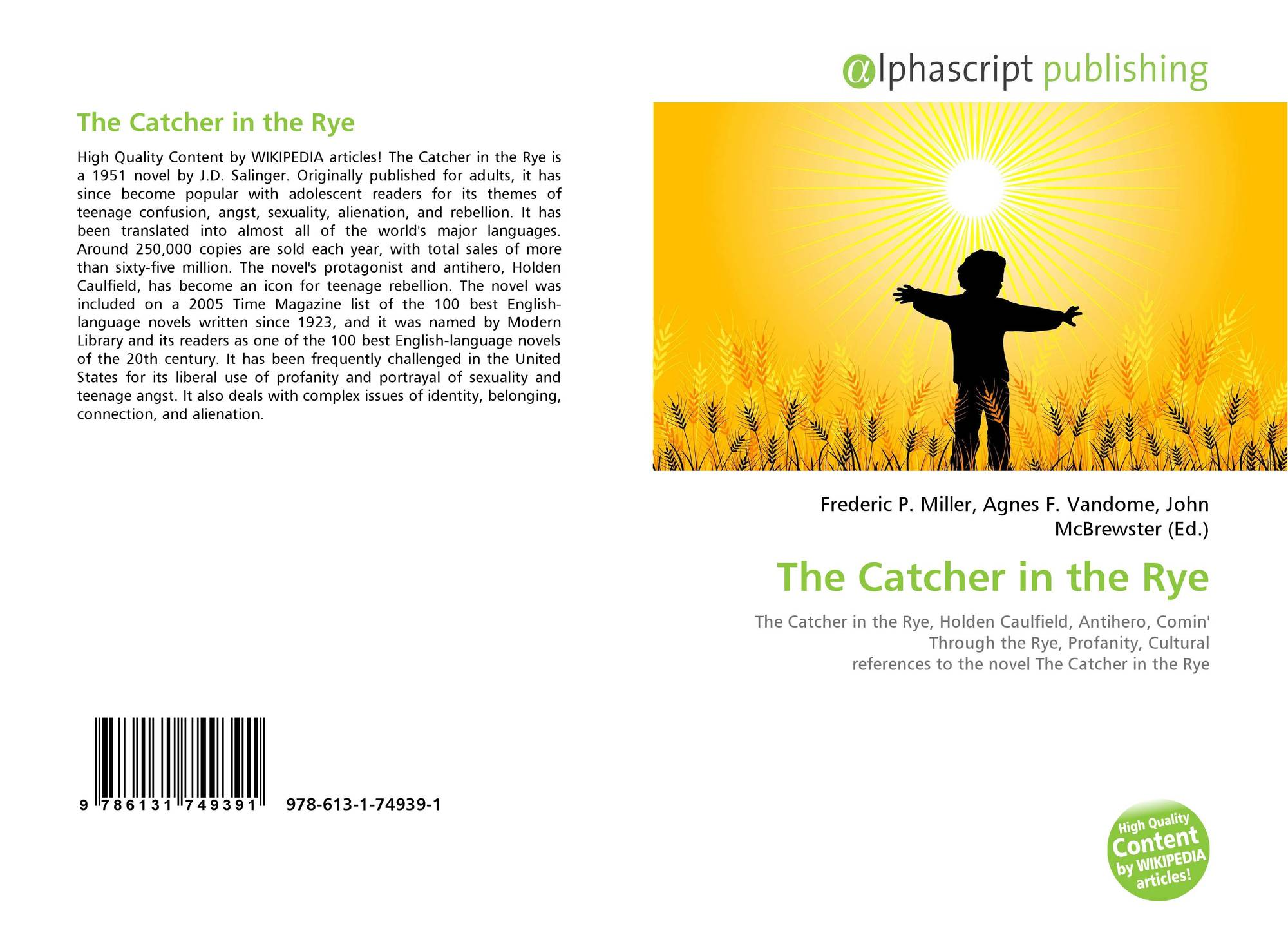 Search results for the catcher in the rye bookcover of the catcher in the rye buycottarizona Images