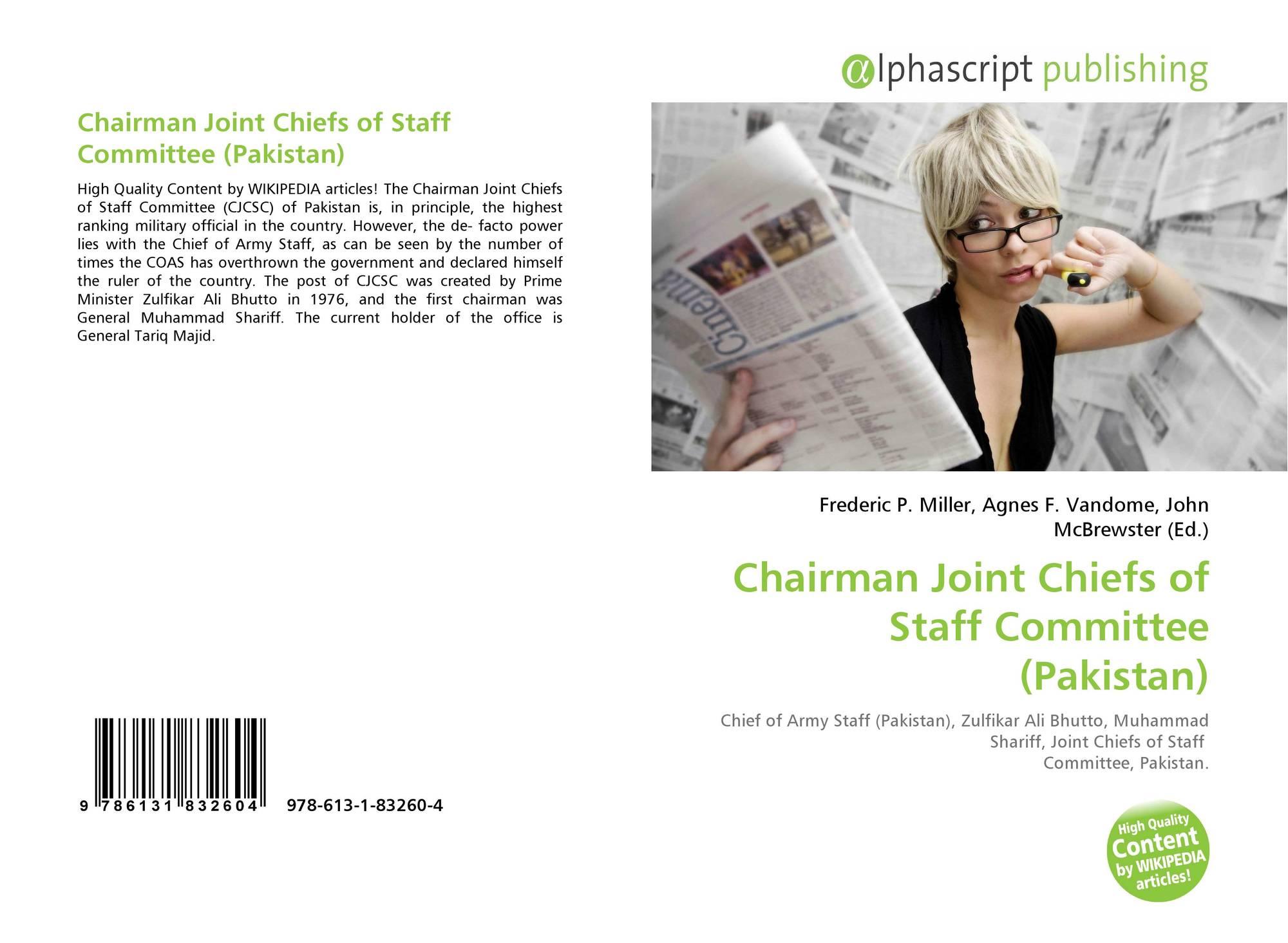 R sultats de la recherche pour joint committee for Chair joint chiefs of staff