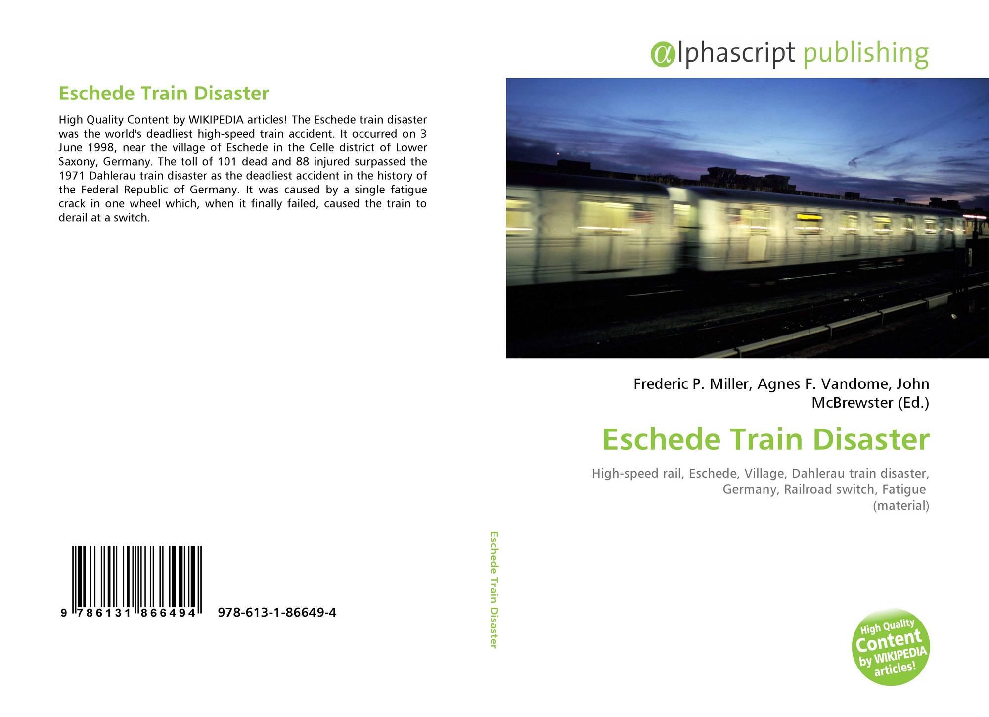 Dahlerau train disaster