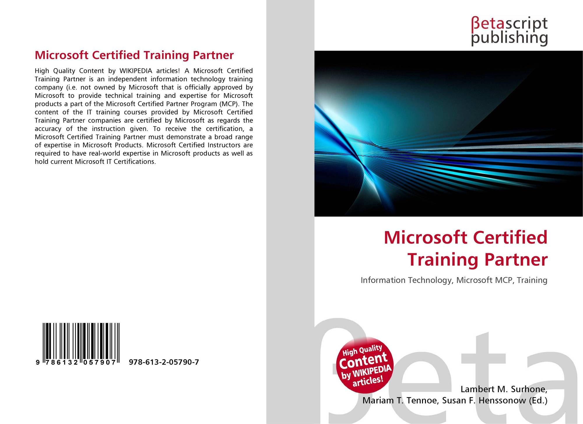 Search results for microsoft certified professional certification bookcover of microsoft certified training partner 1betcityfo Images