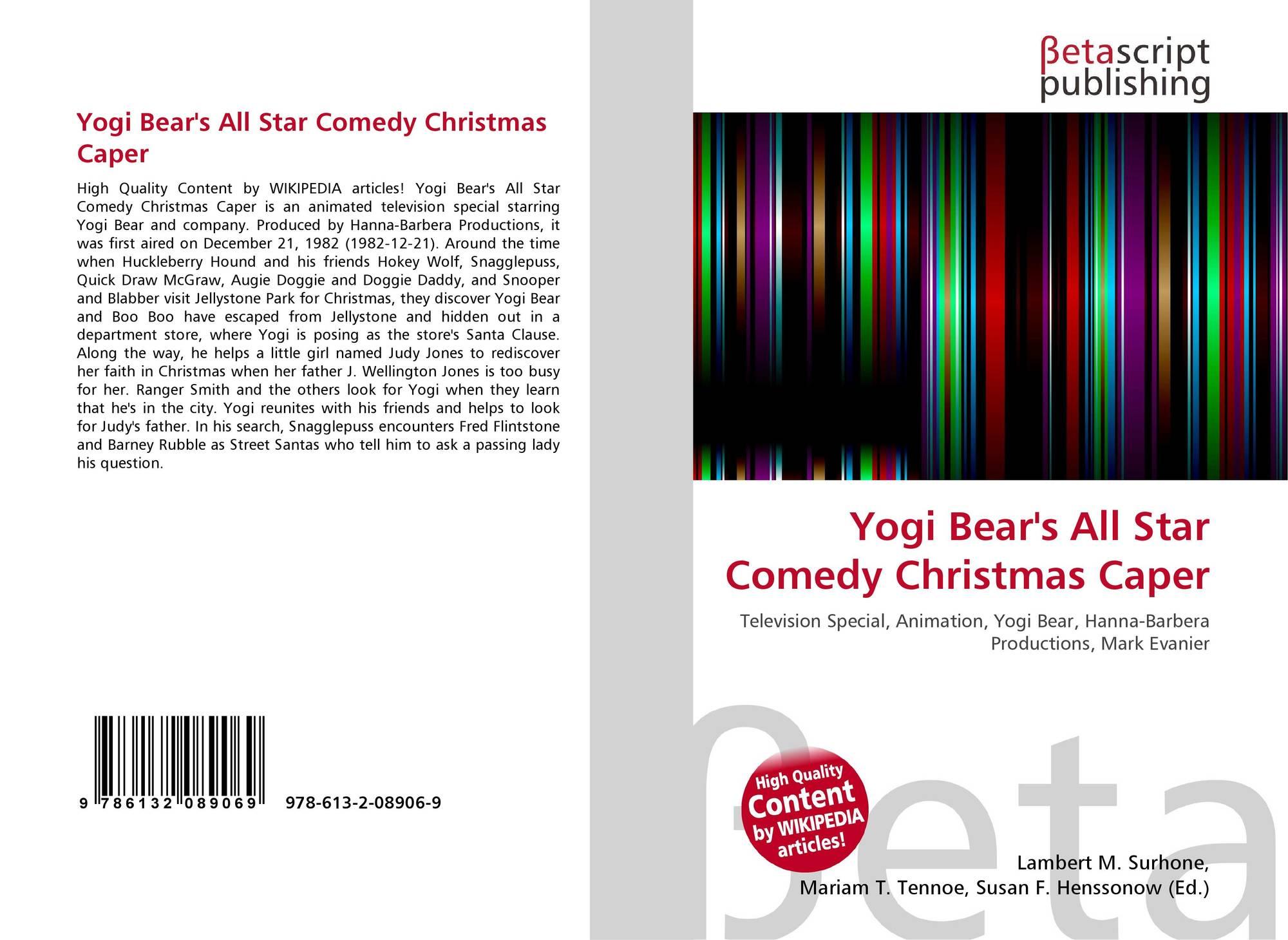 Star Comedy Christmas Caper