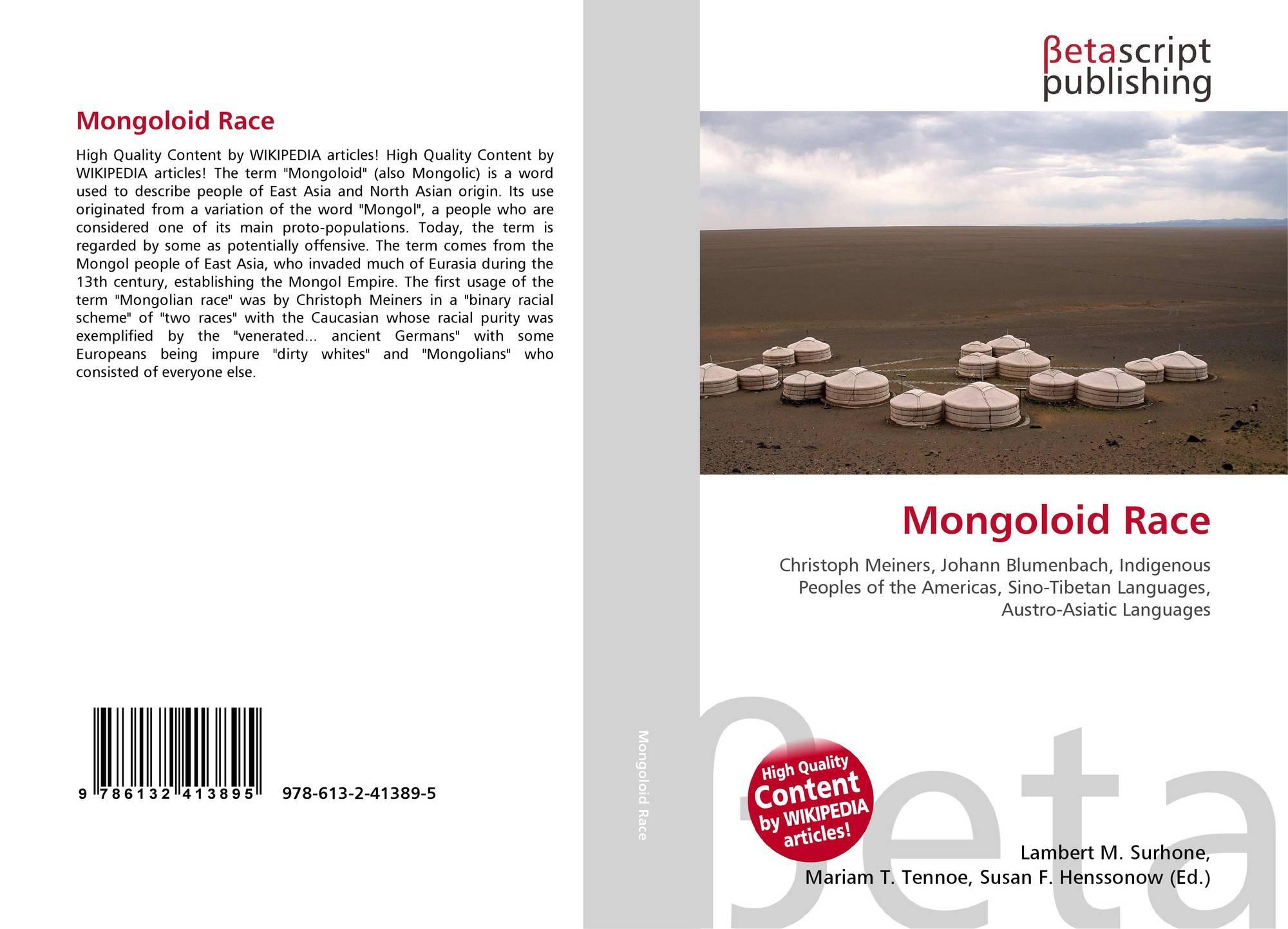 Mongoloid Characteristics of