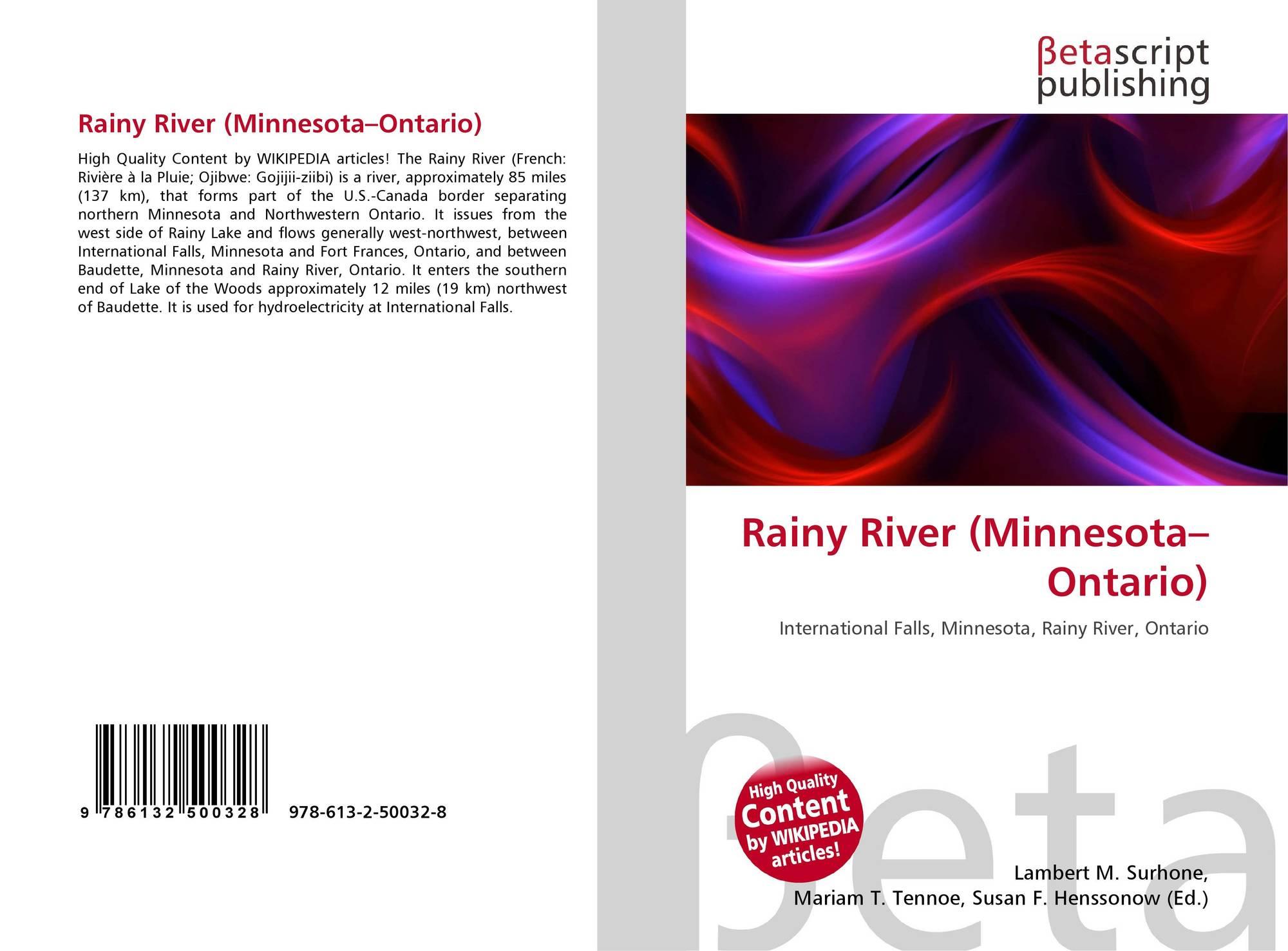 rainy river community coll - HD2000×1477