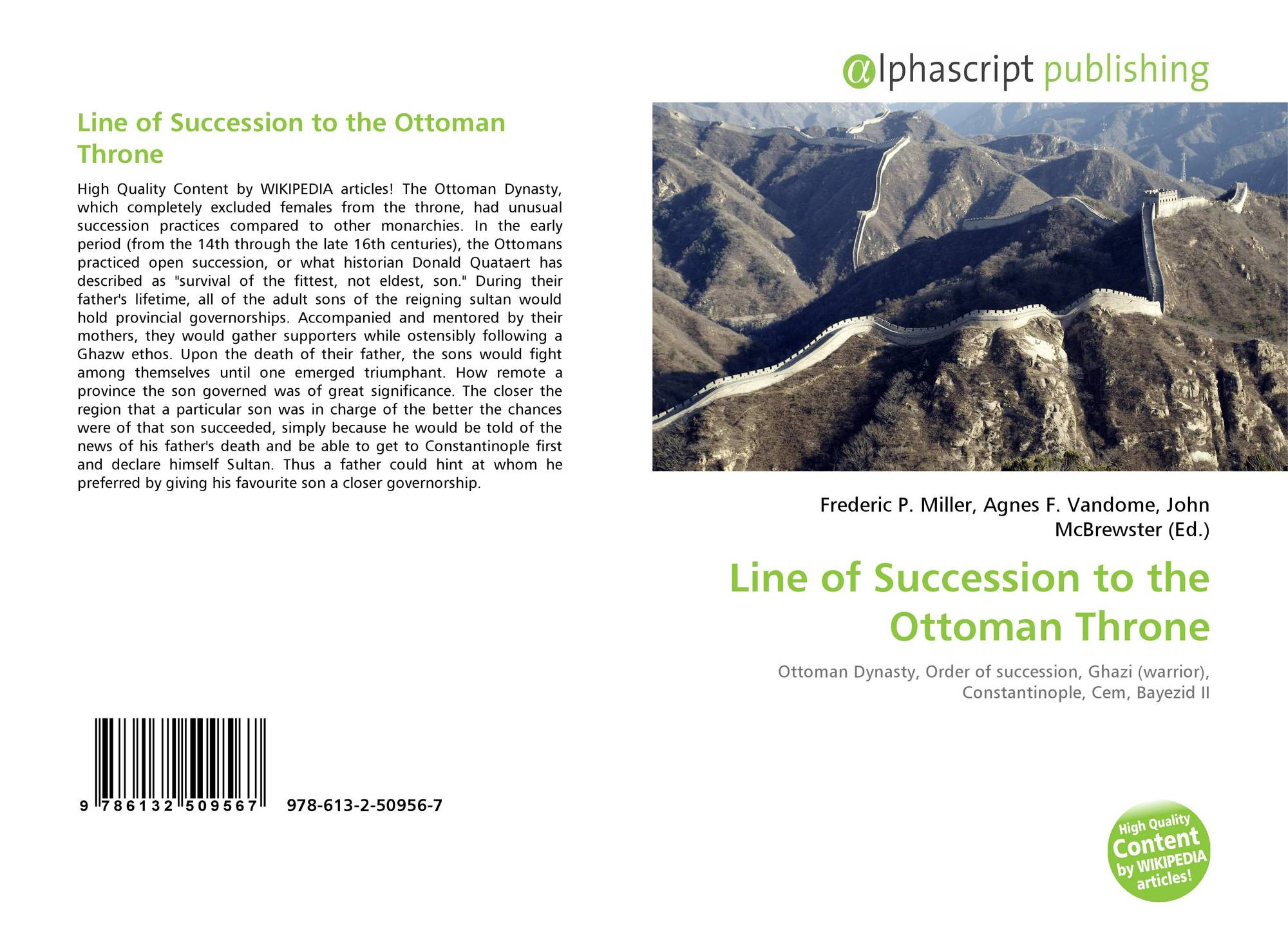 search results for succession to the british throne bookcover of line of succession to the ott throne