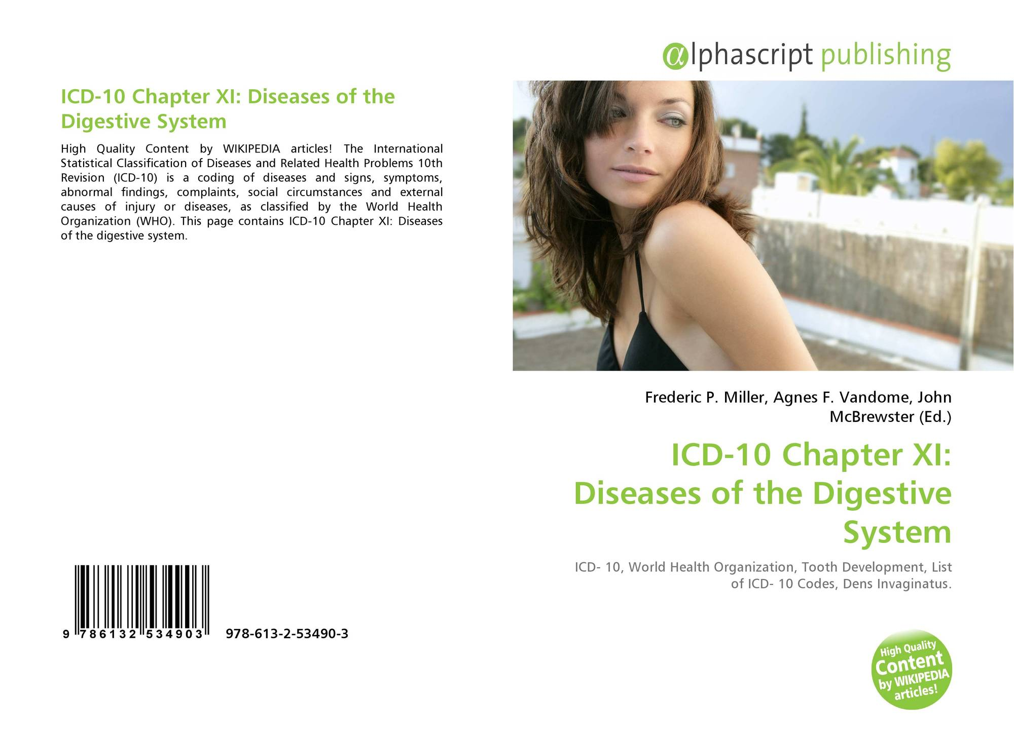 ICD-10 Chapter XI: Diseases of the Digestive System, 978-613