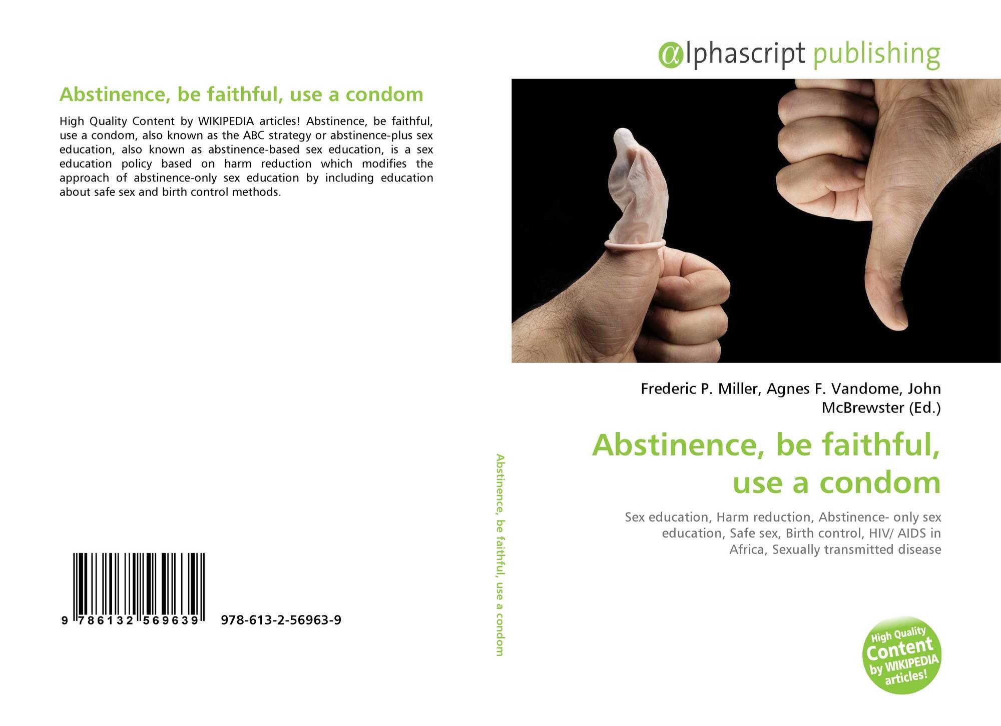 Abstanince condom galleries 50