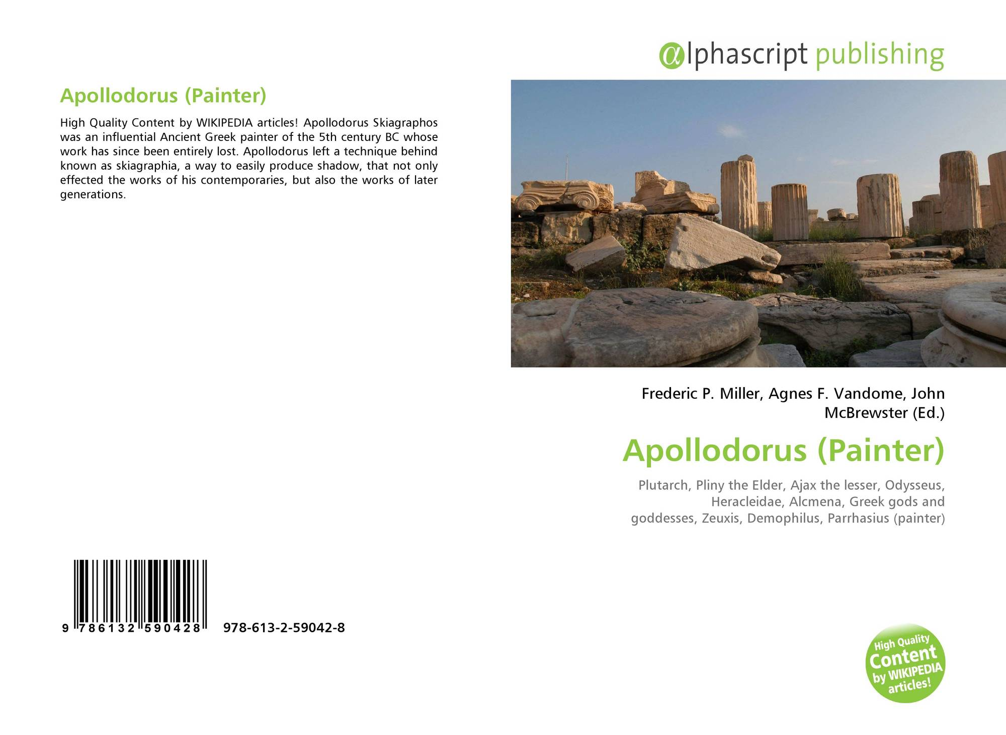 Apollodorus (Painter), 978-613-2-59042-8, 6132590420