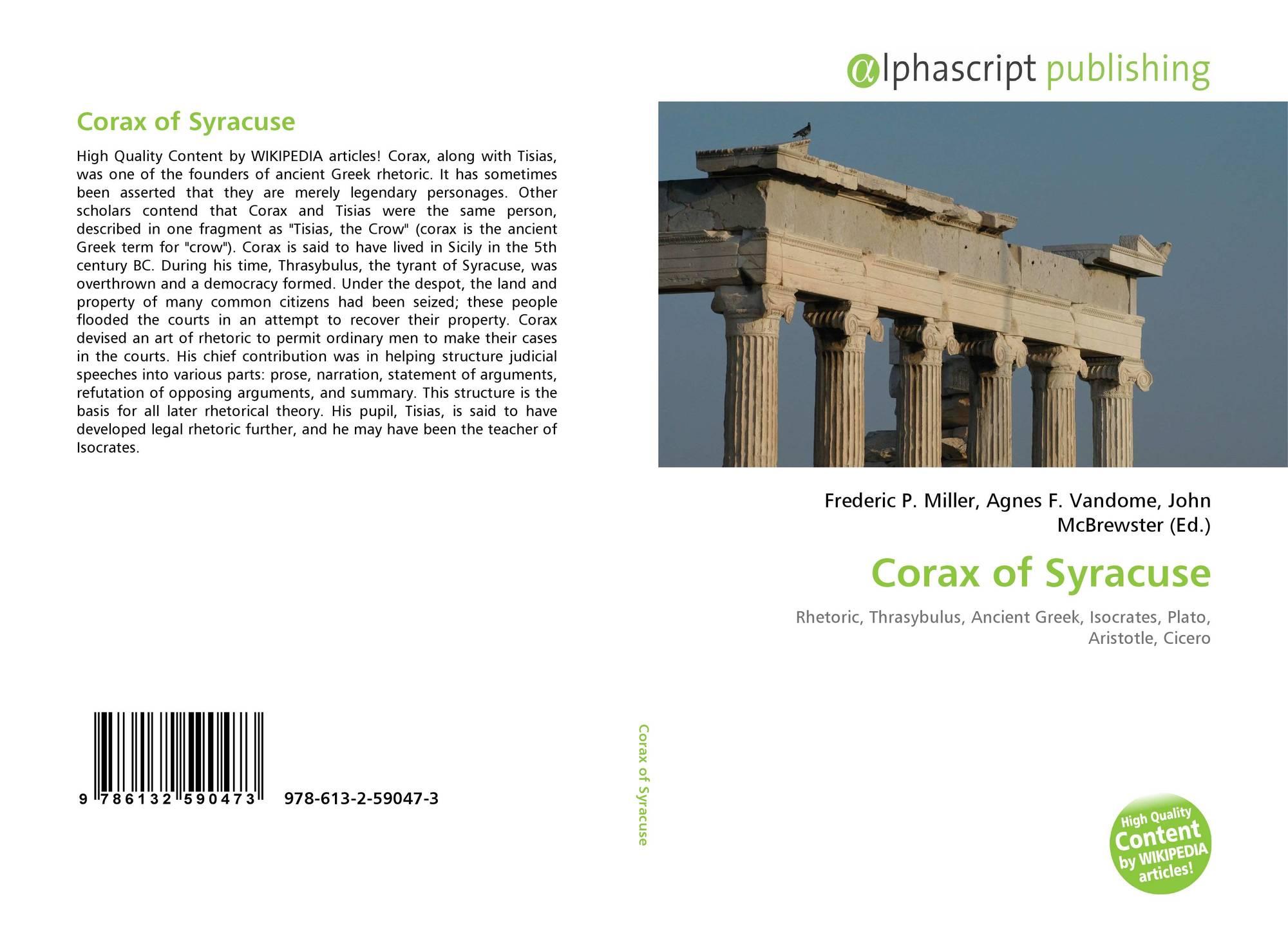 corax and tisias