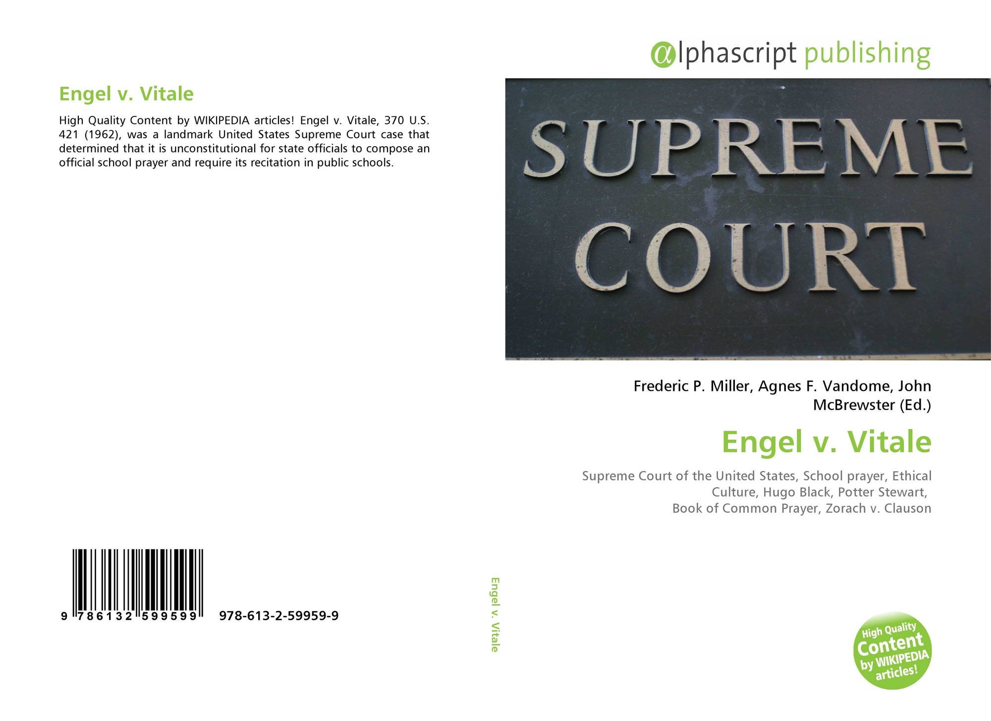 an analysis of engel v vitale supreme court case in the united states Analysis on fredrick engel´s theoretical abti speech and press and it was passed on to the united states supreme court engel v vitale court case.