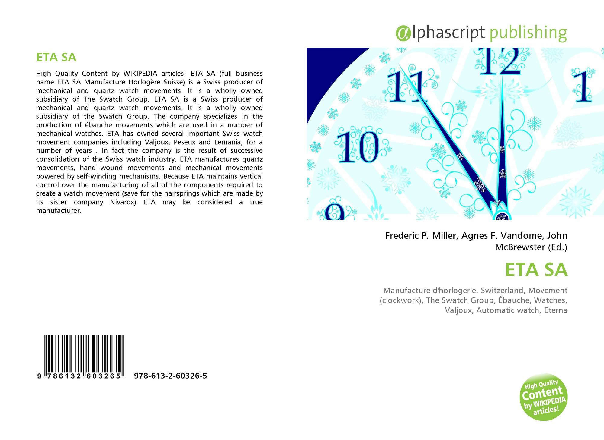 Search results for swatch bookcover of eta sa ccuart Choice Image