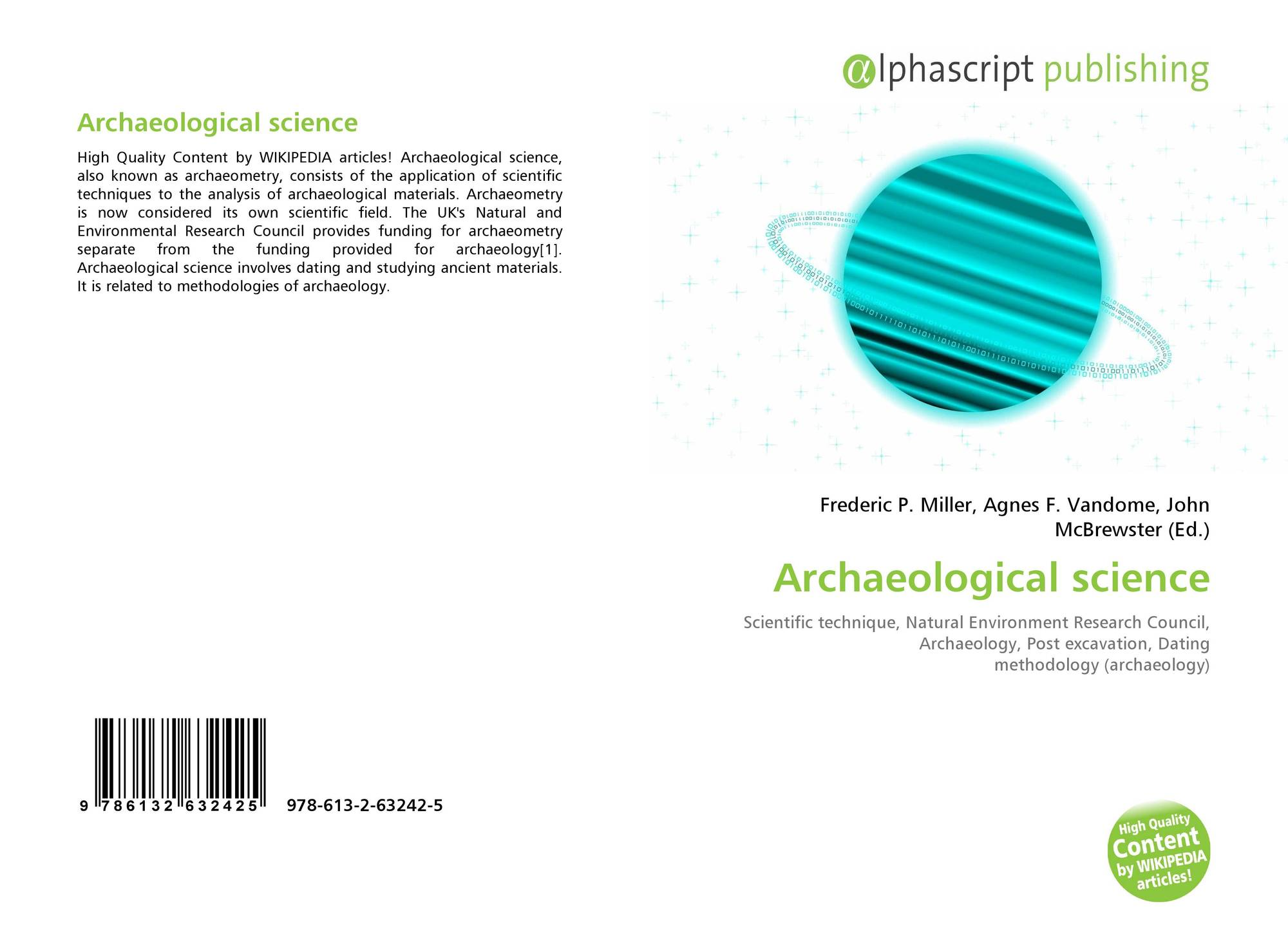 Dating methodologies in archaeology