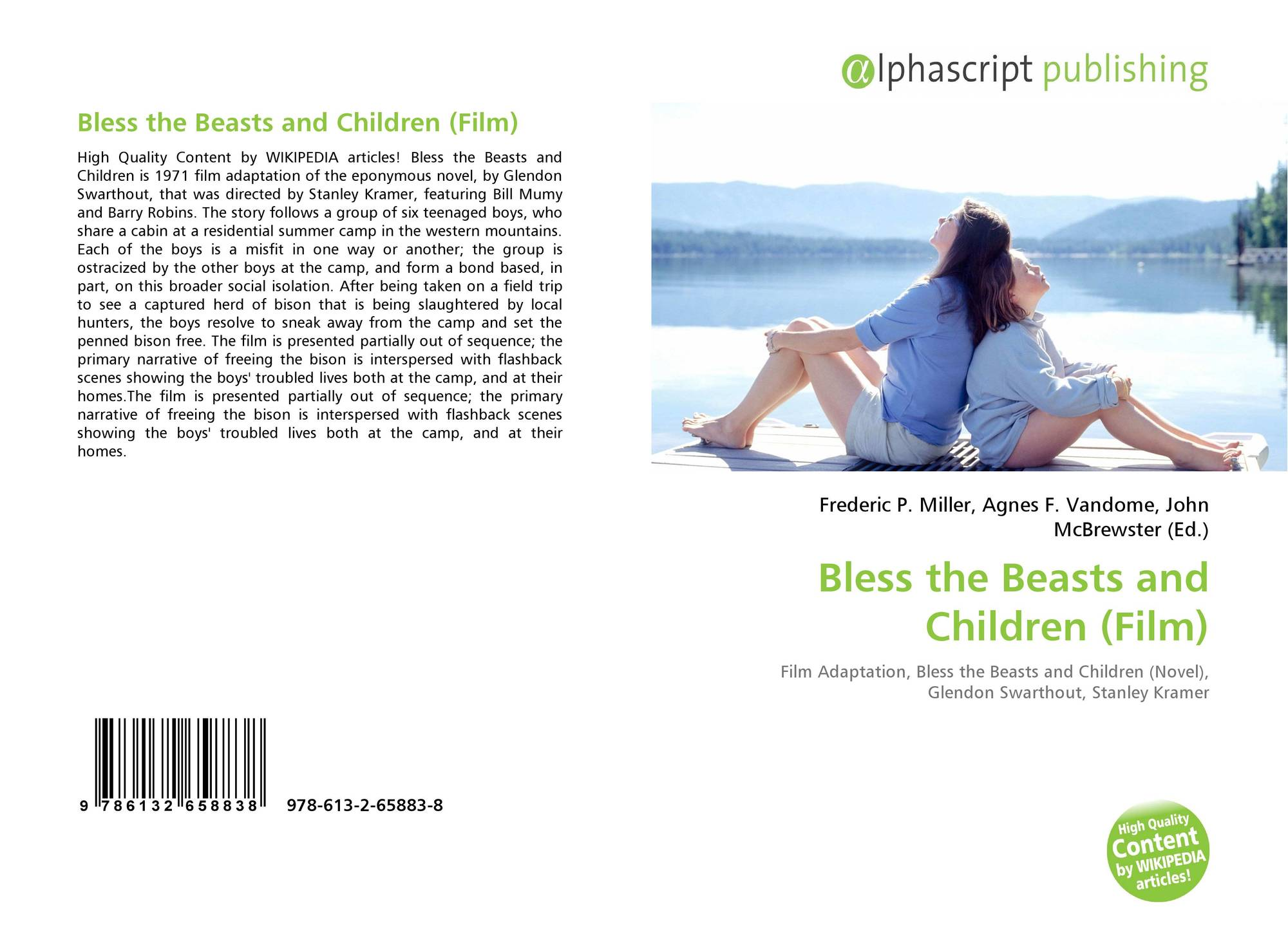 bless the beasts and children essay