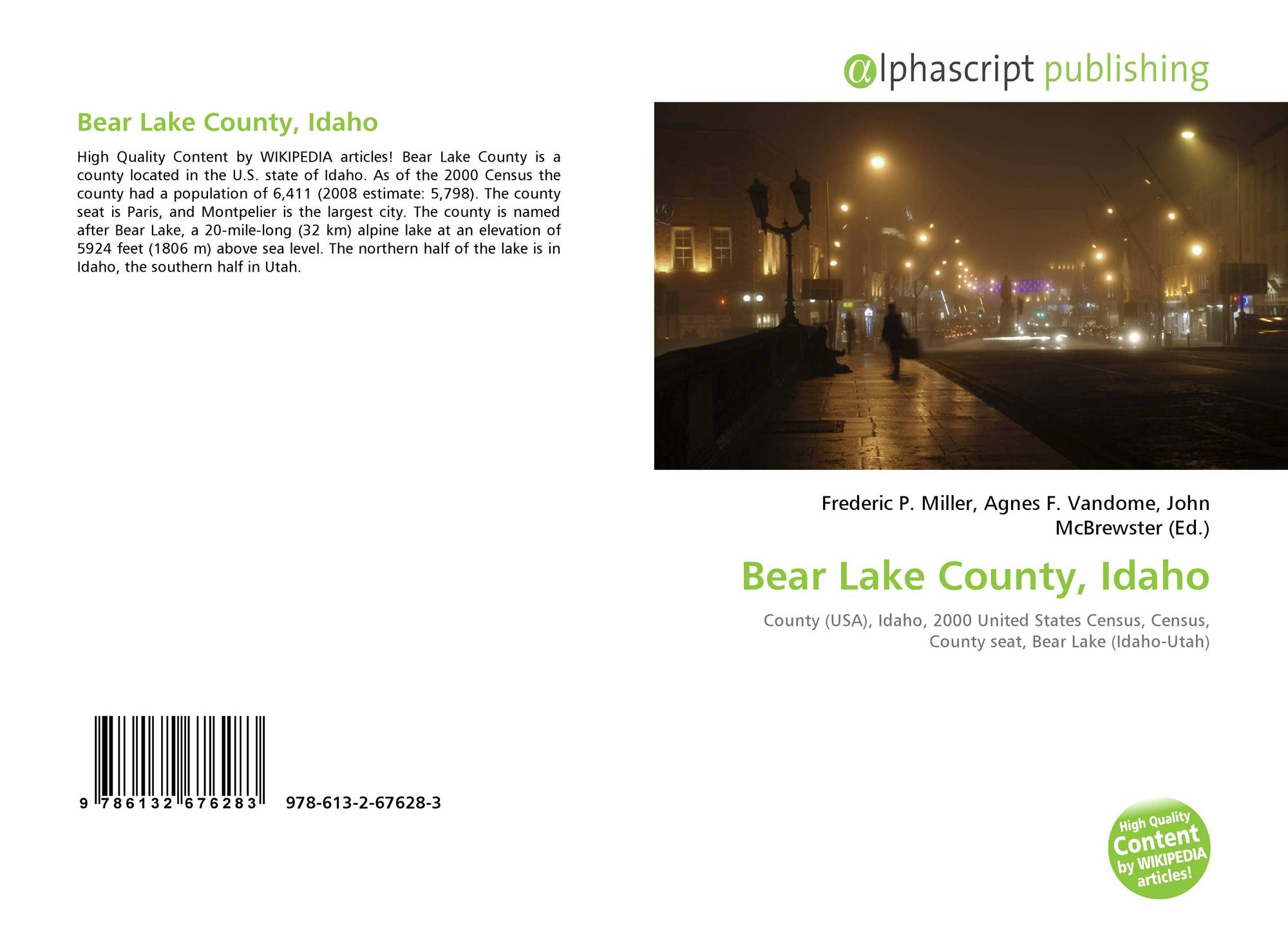 bear lake county singles Search for bear lake county id gis maps and property maps property maps show property and parcel boundaries, municipal boundaries, and zoning boundaries, and gis maps show floodplains, air traffic patterns, and soil composition.