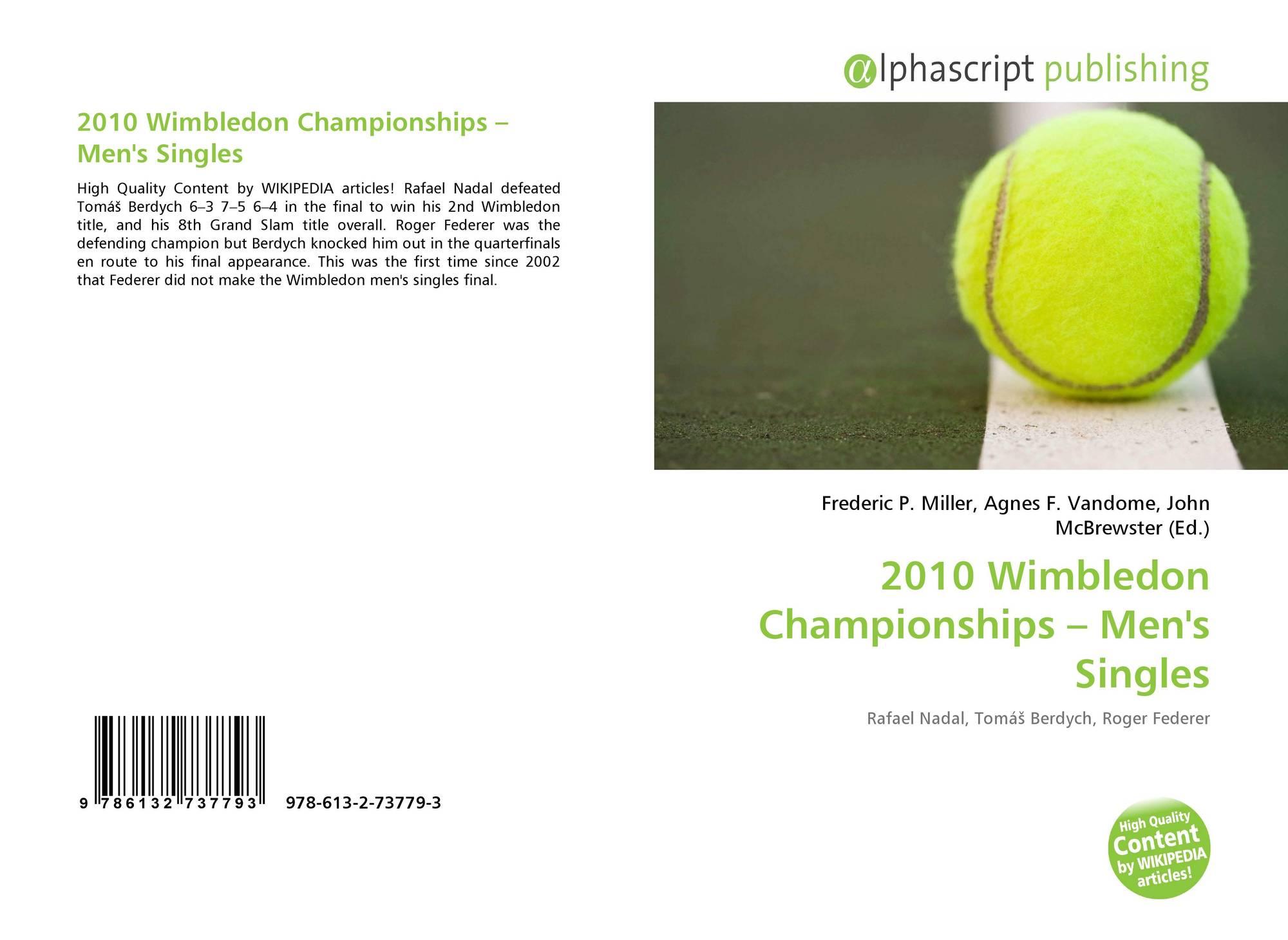 Wimbledon 2002 mens singles