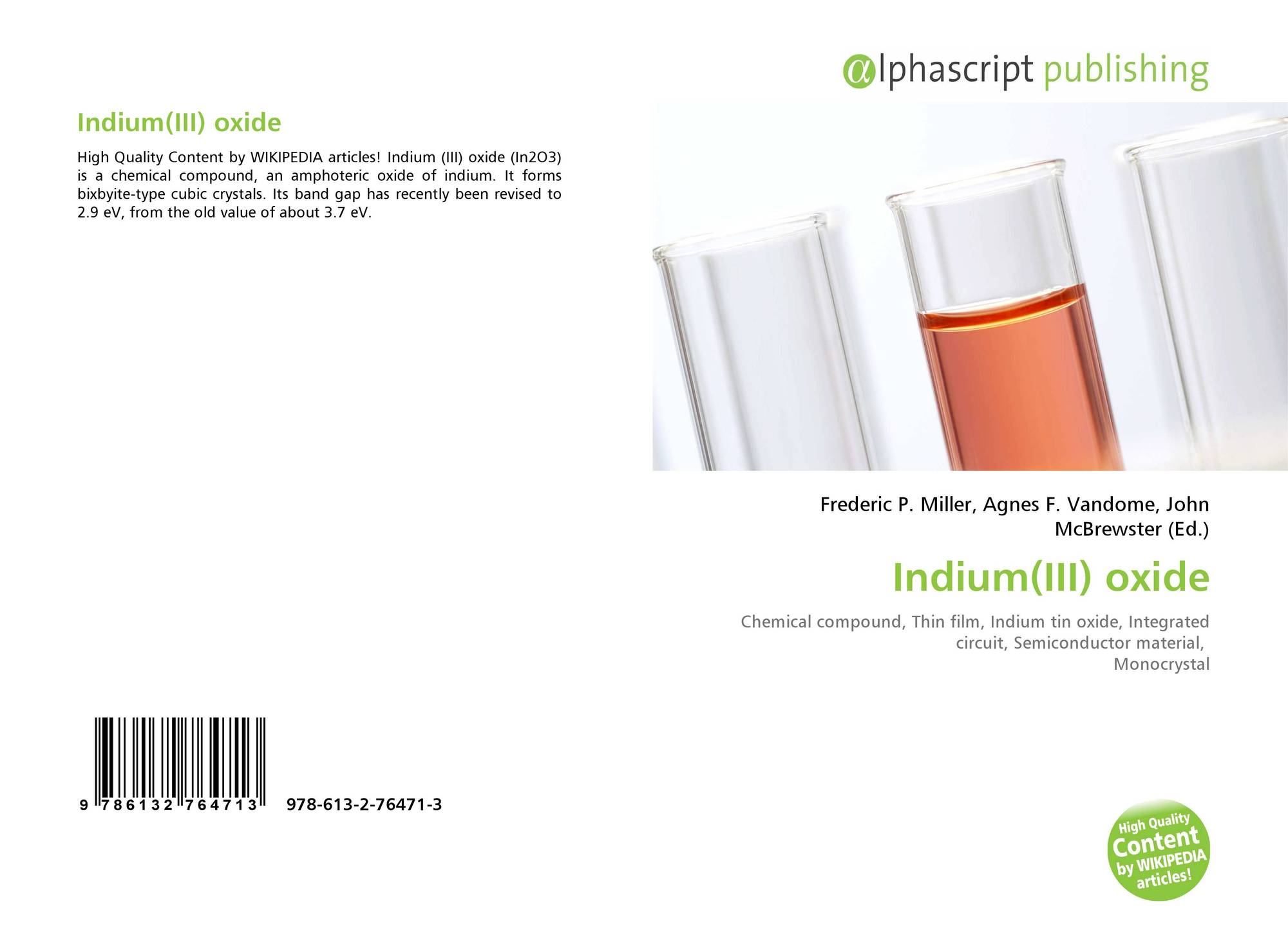 Search results for hydrogen dopped indium oxide bookcover of indiumiii oxide biocorpaavc Images