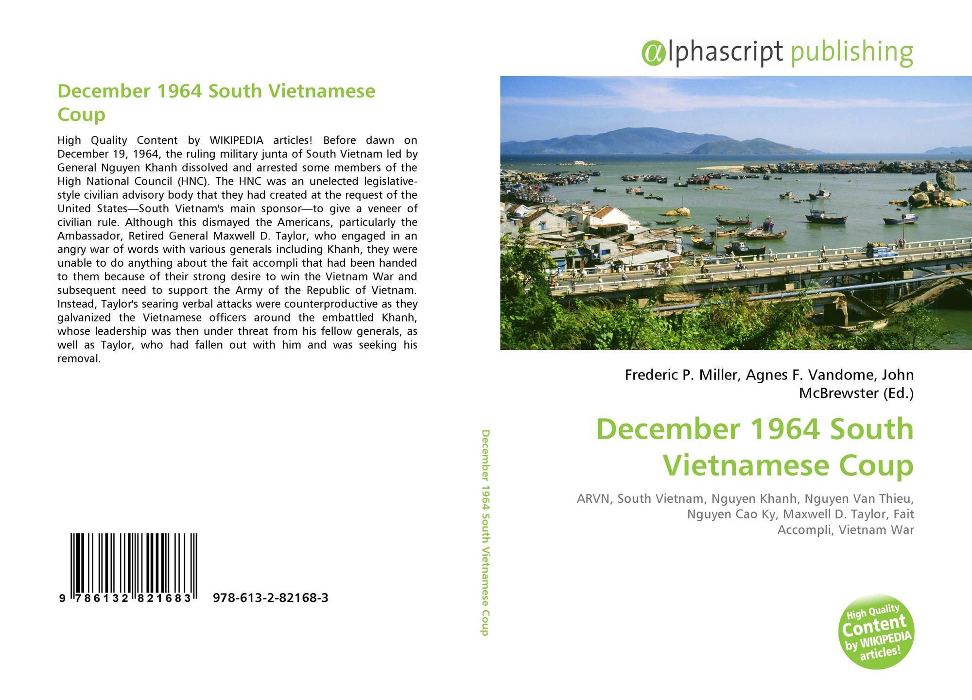 January 1964 South Vietnamese coup