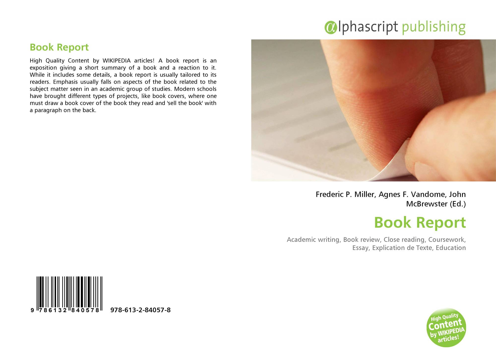 book publishing report This study covers the world outlook for book publishing across more than 190 countries for each year reported, estimates are given for the latent demand.