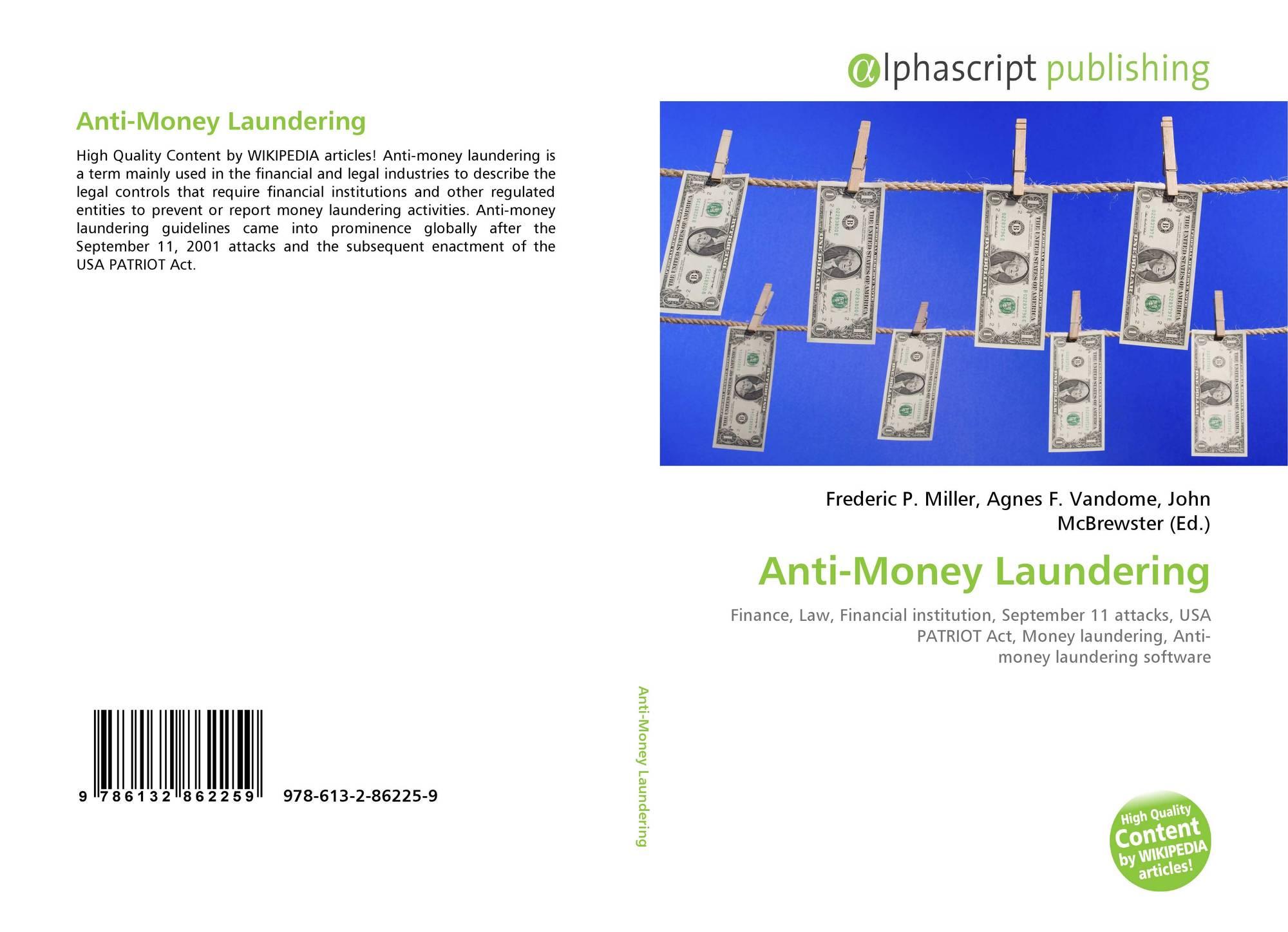 Money laundering - Wikipedia