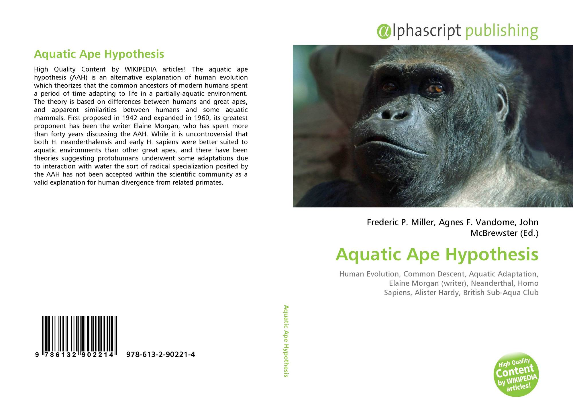 the aquatic ape hypothesis aah essay I read the essayand it does makes will have difficulties in accepting the aquatic ape hypothesis aah aat alister hardy aquatic ape theory badjao badjao.