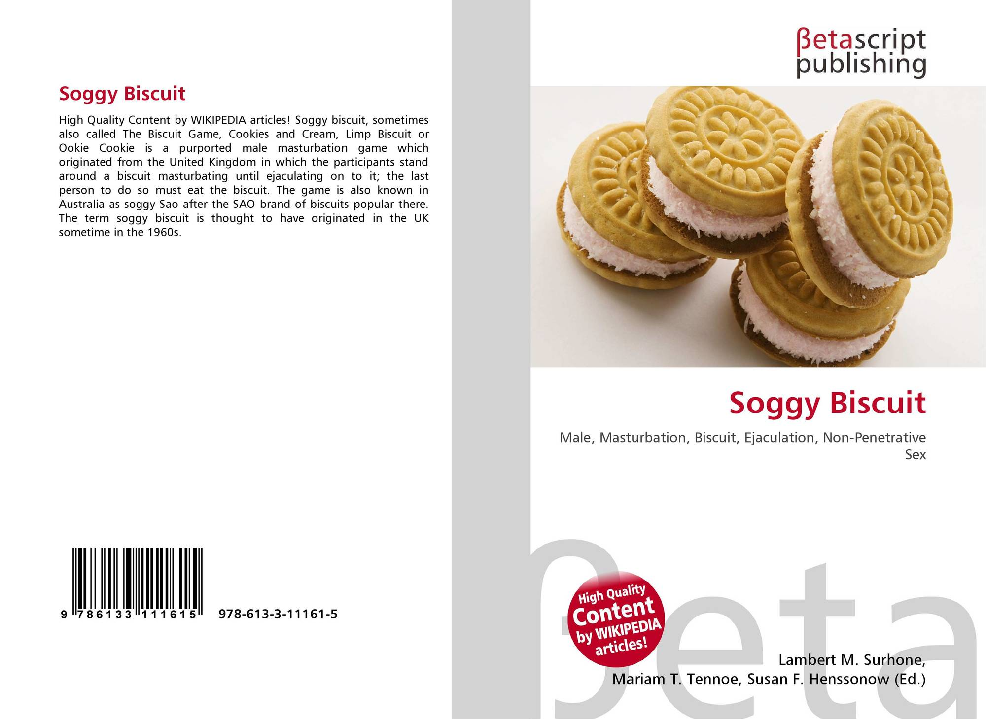 Bookcover Of Soggy Biscuit