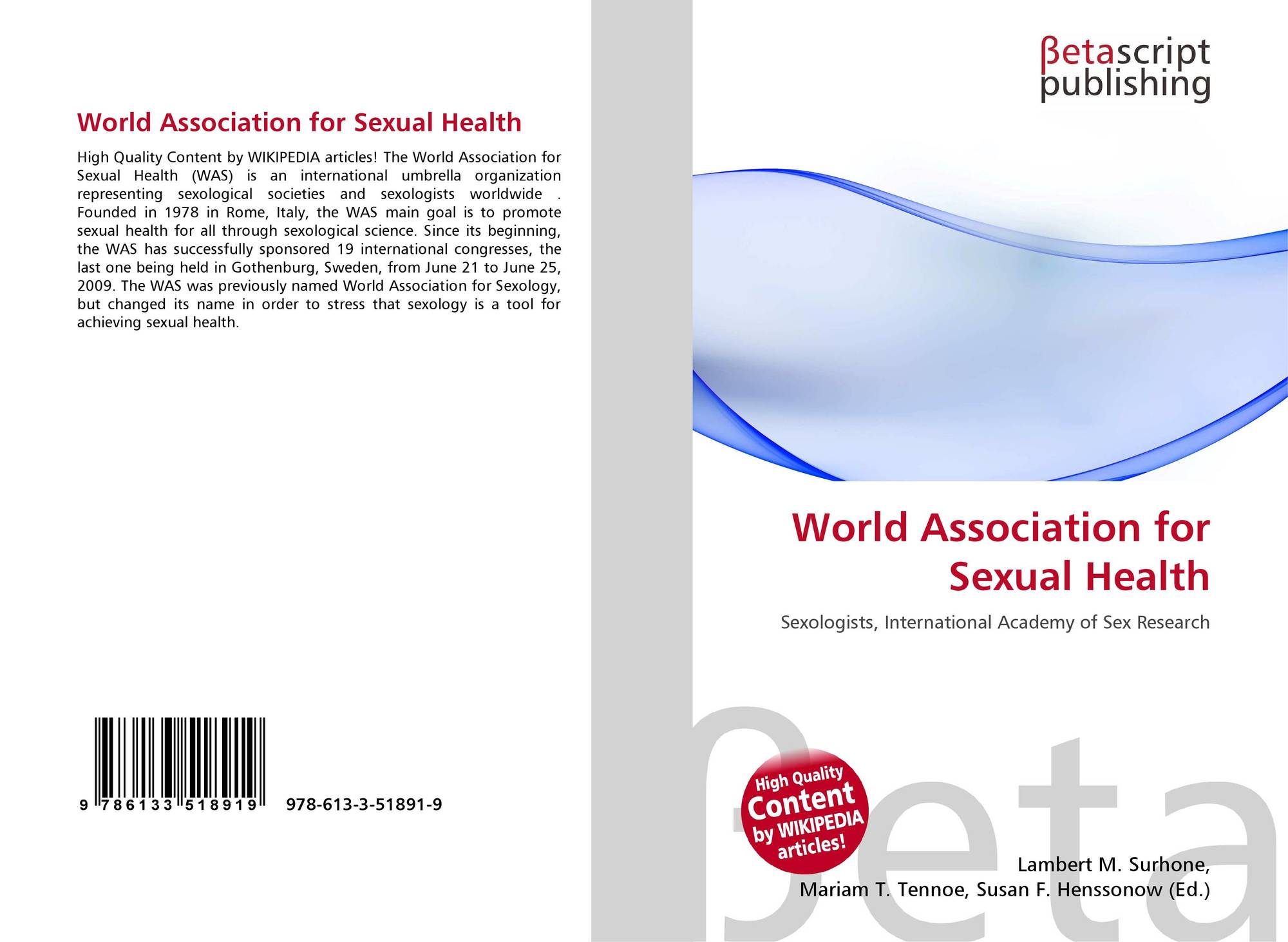 Sexual health research articles